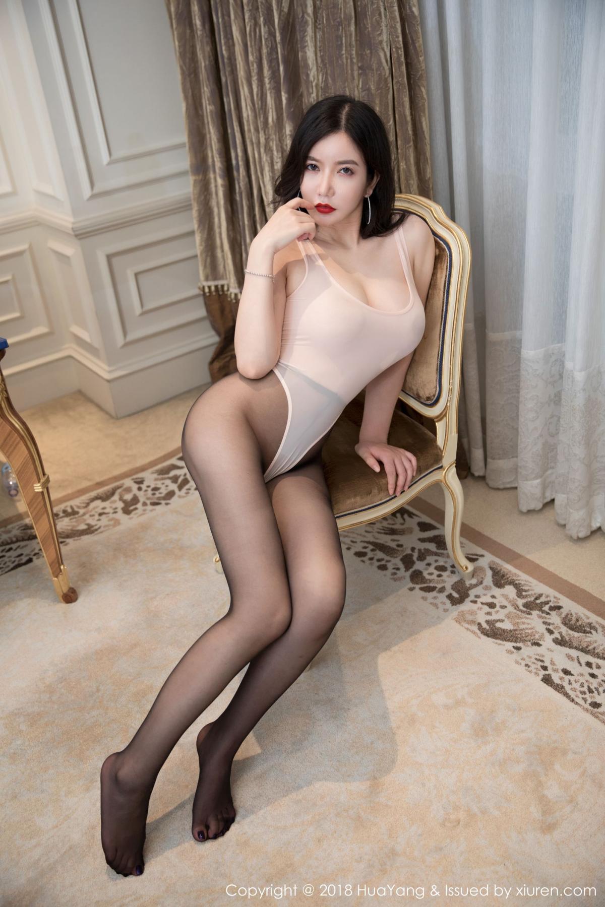 [Huayang] Vol.069 Li Yan Xi 2P, Black Silk, HuaYang, Li Yan Xi, Tall