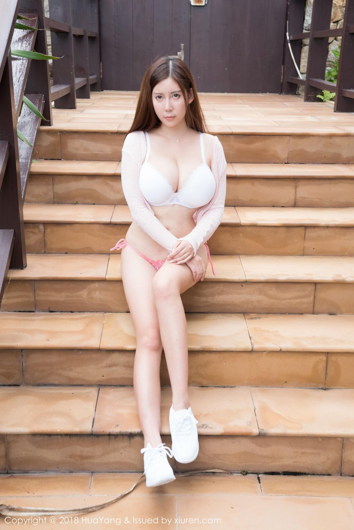 [Huayang] Vol.073 Li Ya 35P, HuaYang, Li Ya, Underwear