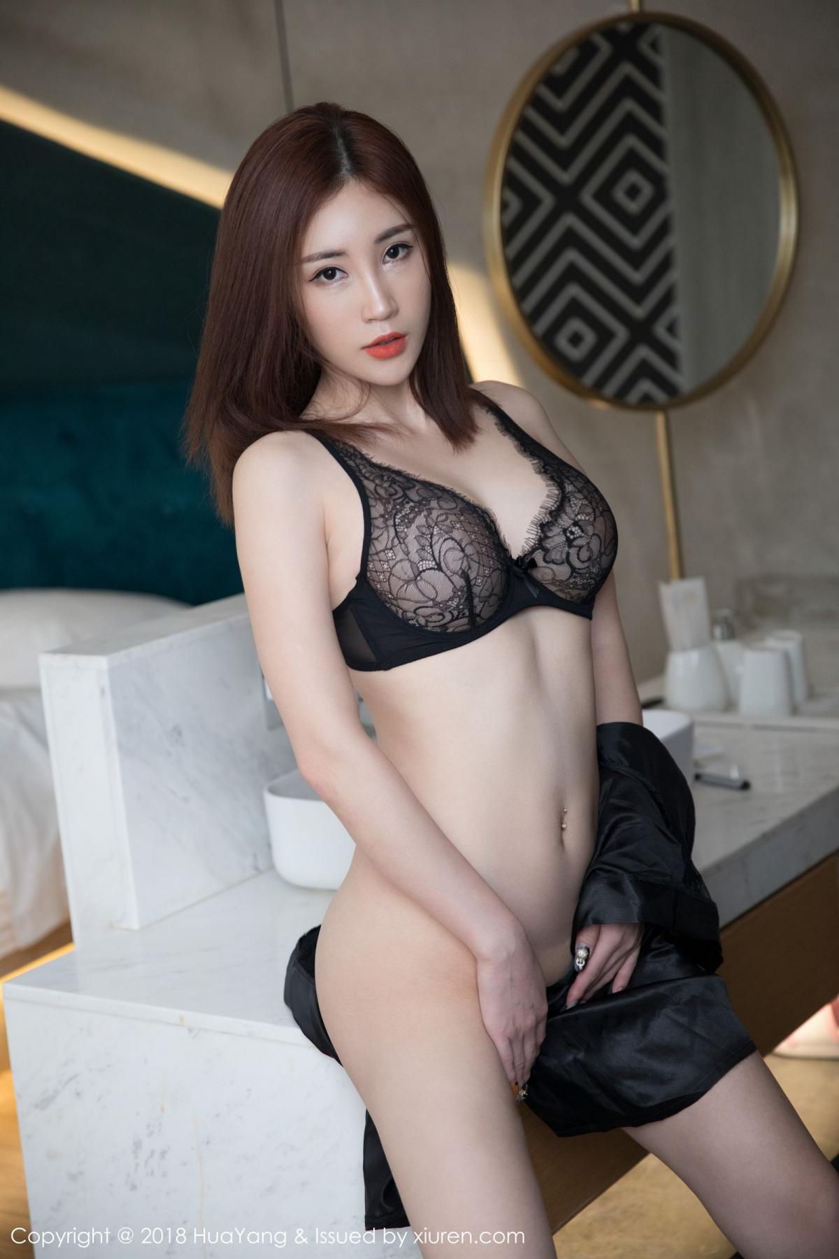 [Huayang] Vol.077 Sun Meng Yao 11P, Adult, Big Booty, HuaYang, Sun Meng Yao, Underwear