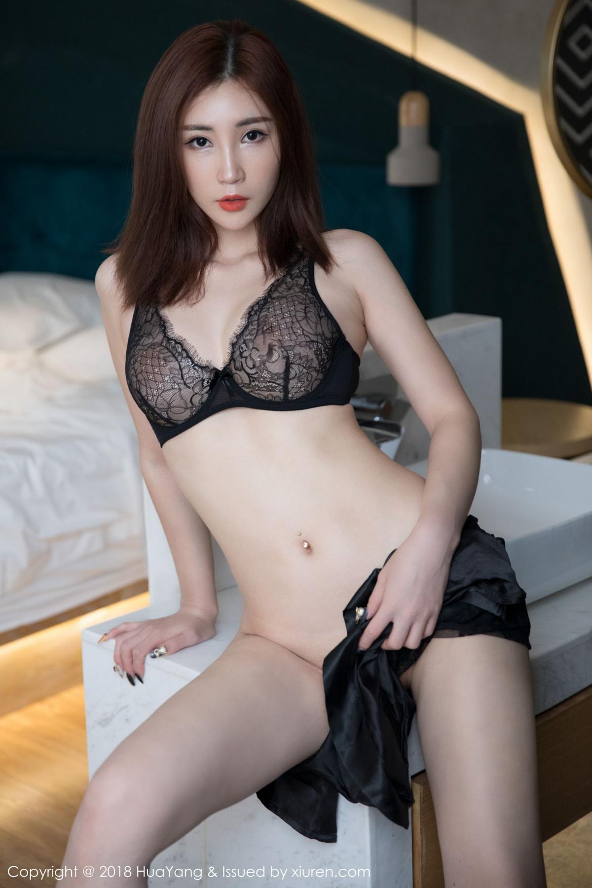 [Huayang] Vol.077 Sun Meng Yao 12P, Adult, Big Booty, HuaYang, Sun Meng Yao, Underwear