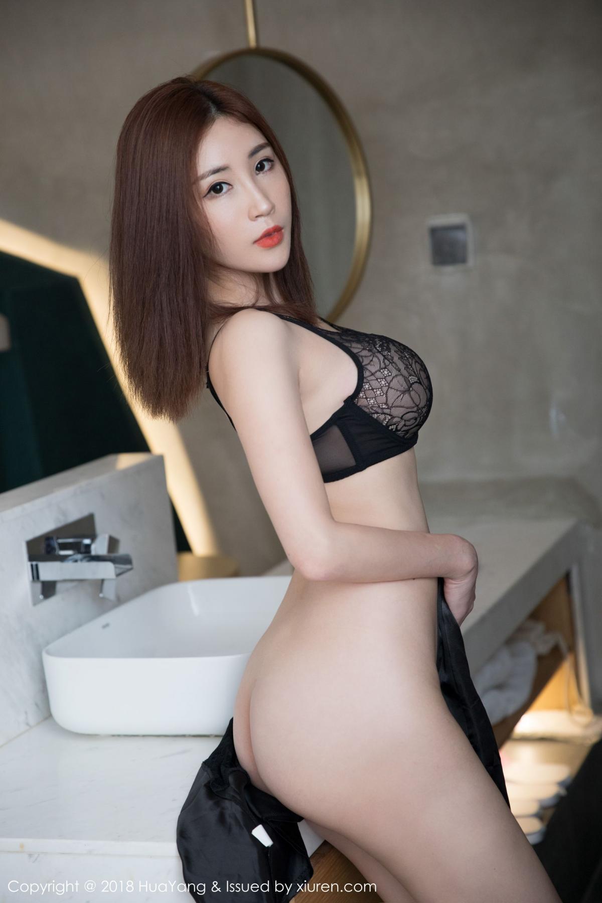 [Huayang] Vol.077 Sun Meng Yao 13P, Adult, Big Booty, HuaYang, Sun Meng Yao, Underwear