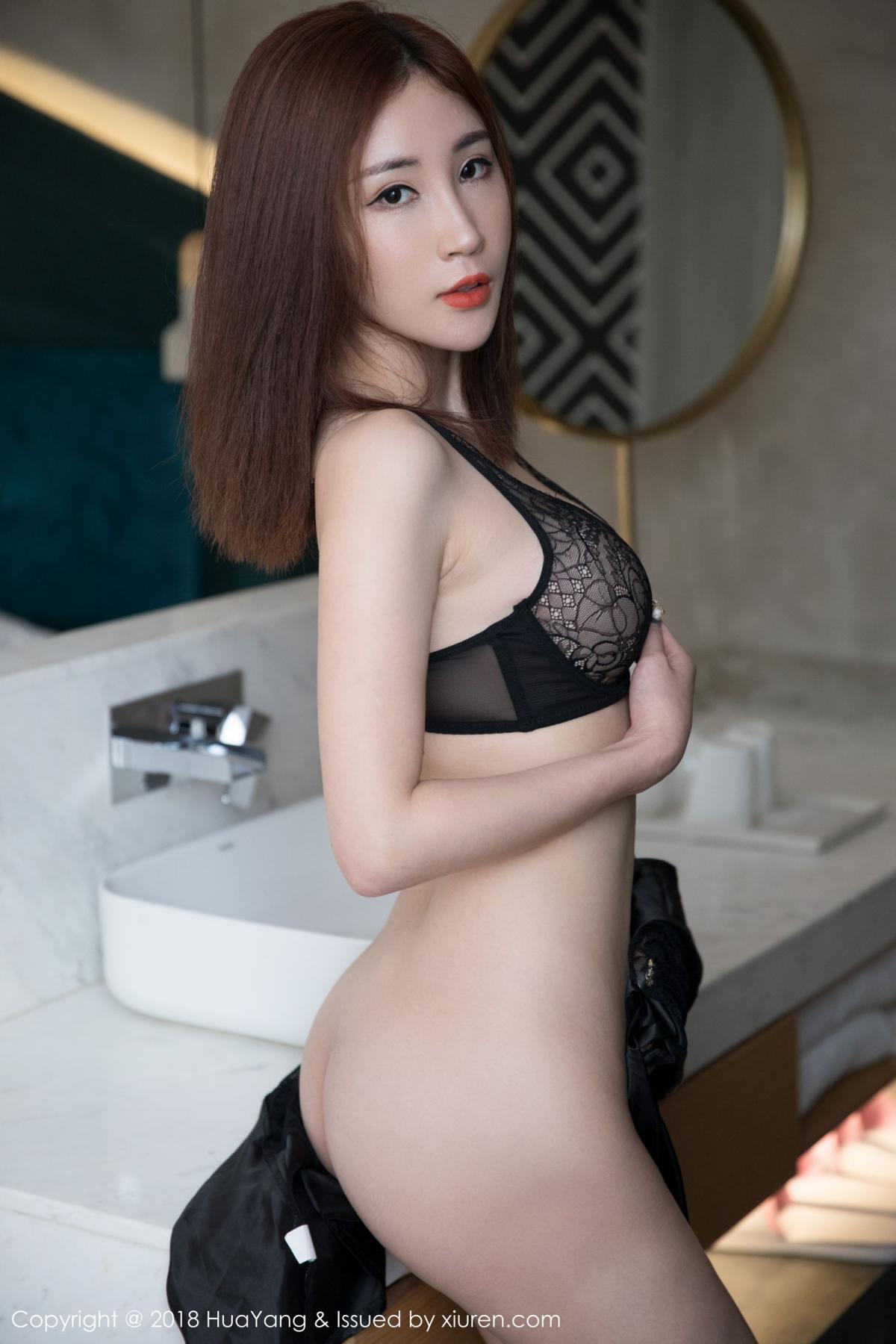 [Huayang] Vol.077 Sun Meng Yao 15P, Adult, Big Booty, HuaYang, Sun Meng Yao, Underwear