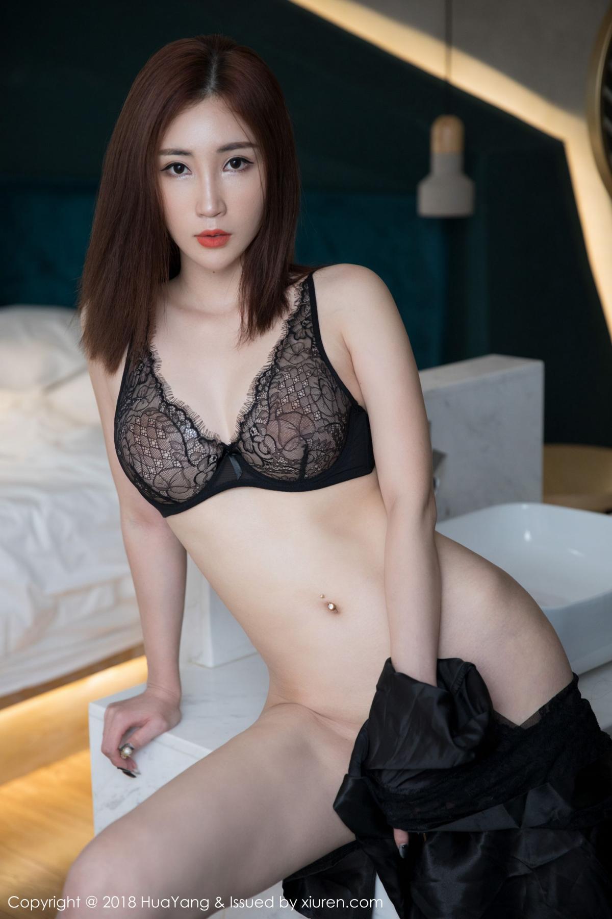 [Huayang] Vol.077 Sun Meng Yao 16P, Adult, Big Booty, HuaYang, Sun Meng Yao, Underwear