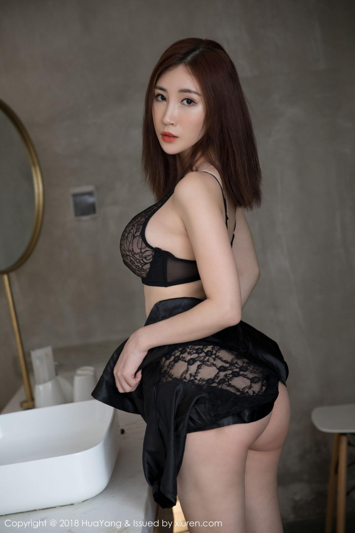 [Huayang] Vol.077 Sun Meng Yao 17P, Adult, Big Booty, HuaYang, Sun Meng Yao, Underwear
