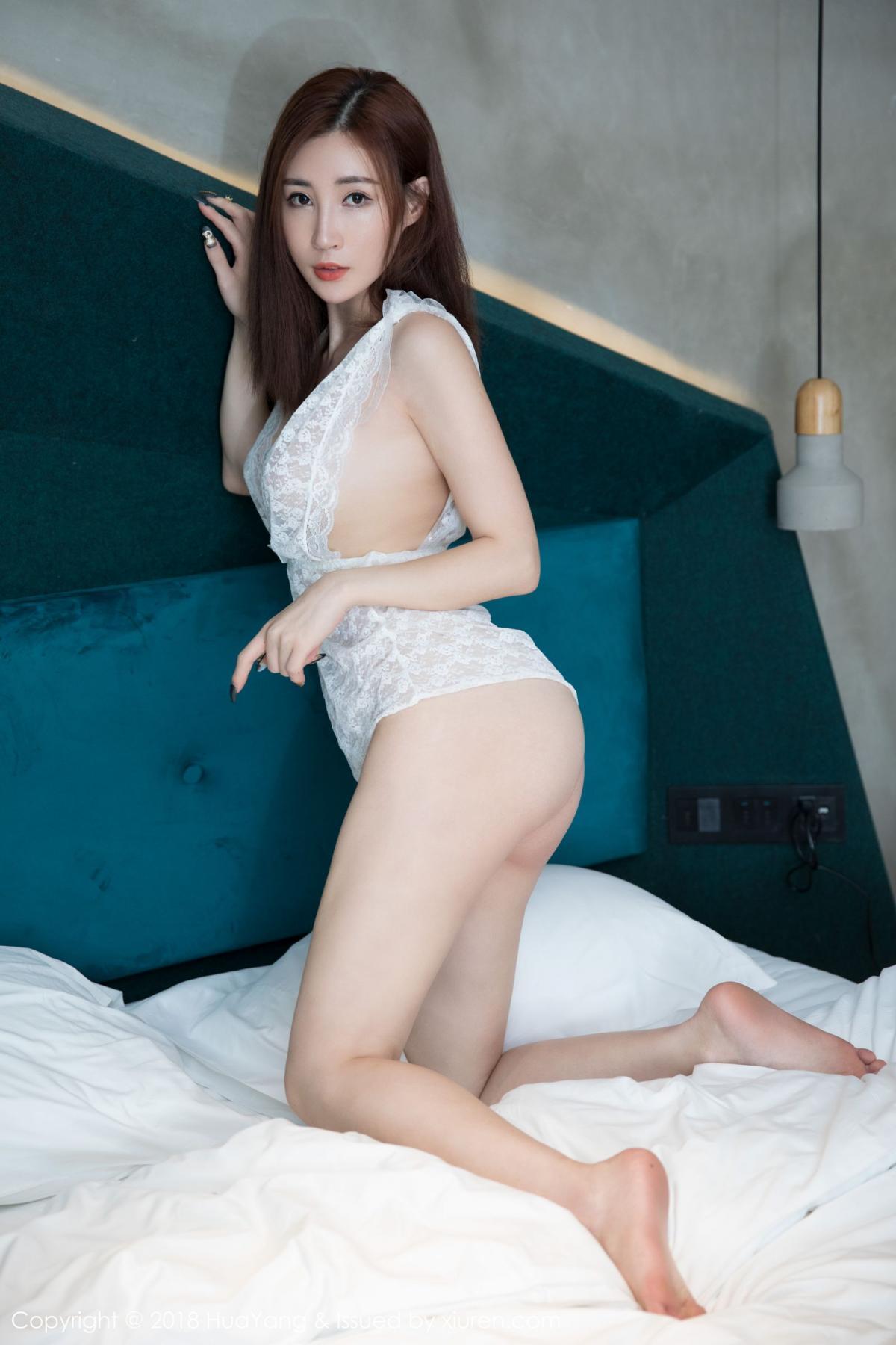 [Huayang] Vol.077 Sun Meng Yao 18P, Adult, Big Booty, HuaYang, Sun Meng Yao, Underwear