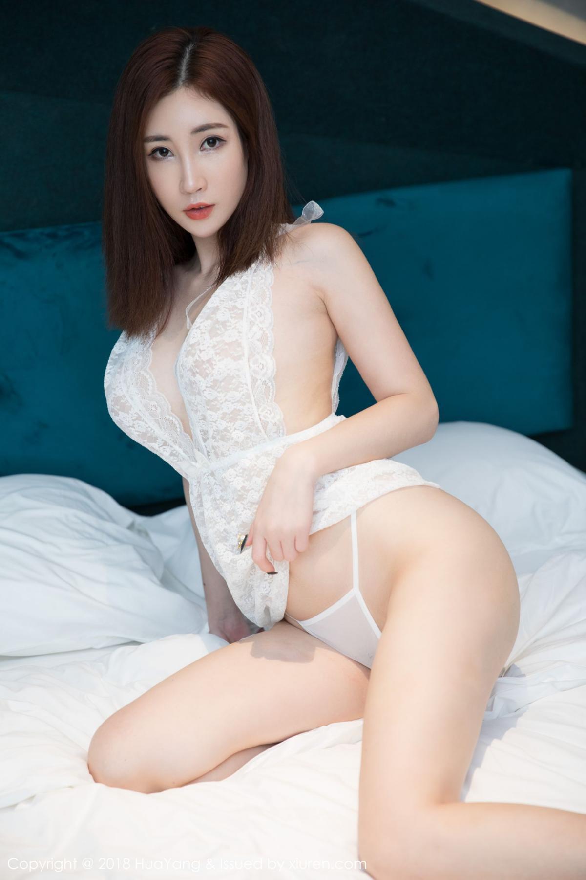 [Huayang] Vol.077 Sun Meng Yao 23P, Adult, Big Booty, HuaYang, Sun Meng Yao, Underwear