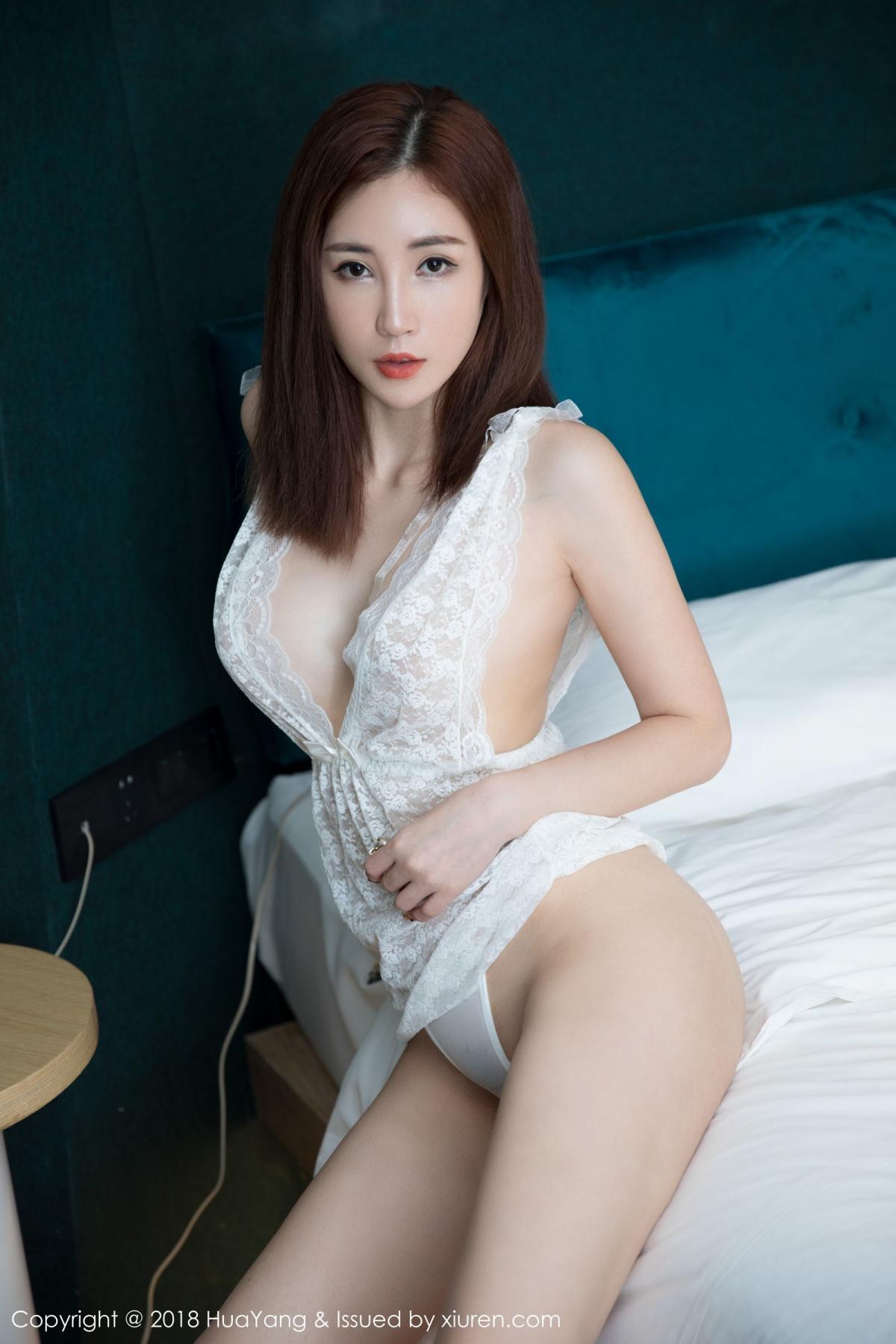 [Huayang] Vol.077 Sun Meng Yao 30P, Adult, Big Booty, HuaYang, Sun Meng Yao, Underwear