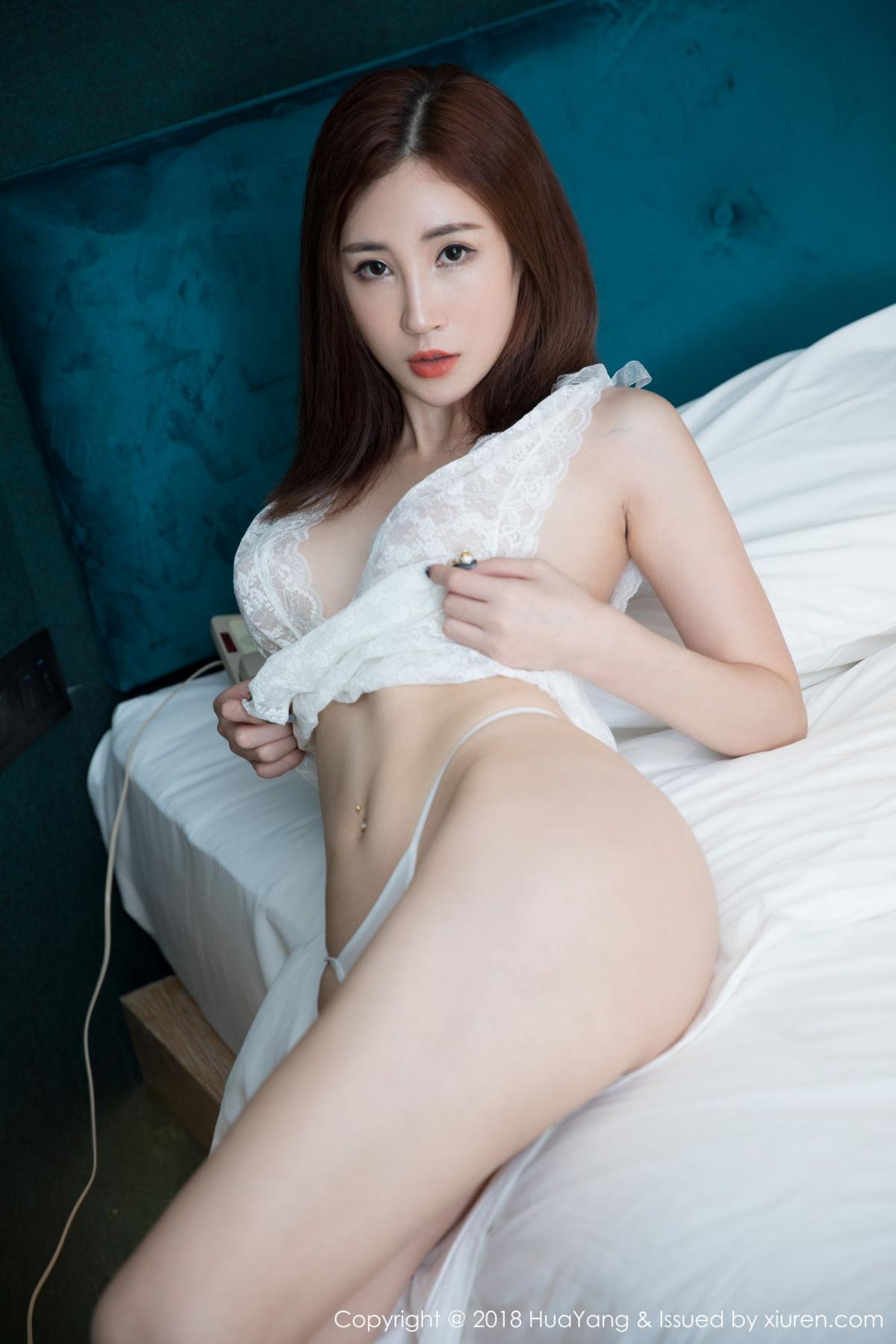 [Huayang] Vol.077 Sun Meng Yao 33P, Adult, Big Booty, HuaYang, Sun Meng Yao, Underwear