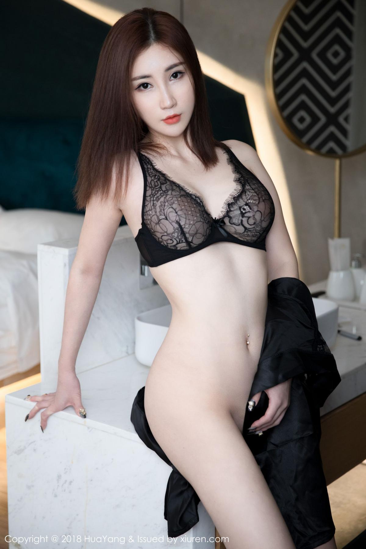 [Huayang] Vol.077 Sun Meng Yao 5P, Adult, Big Booty, HuaYang, Sun Meng Yao, Underwear