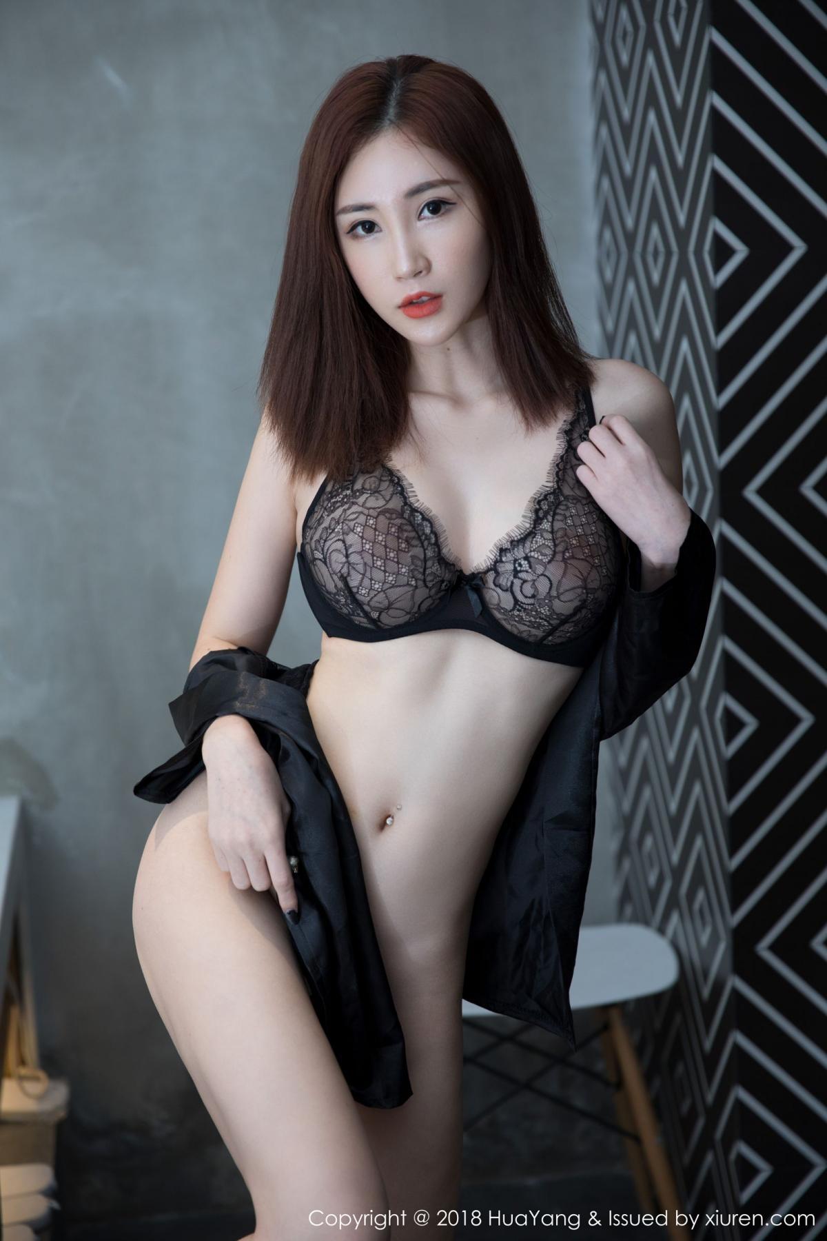[Huayang] Vol.077 Sun Meng Yao 6P, Adult, Big Booty, HuaYang, Sun Meng Yao, Underwear