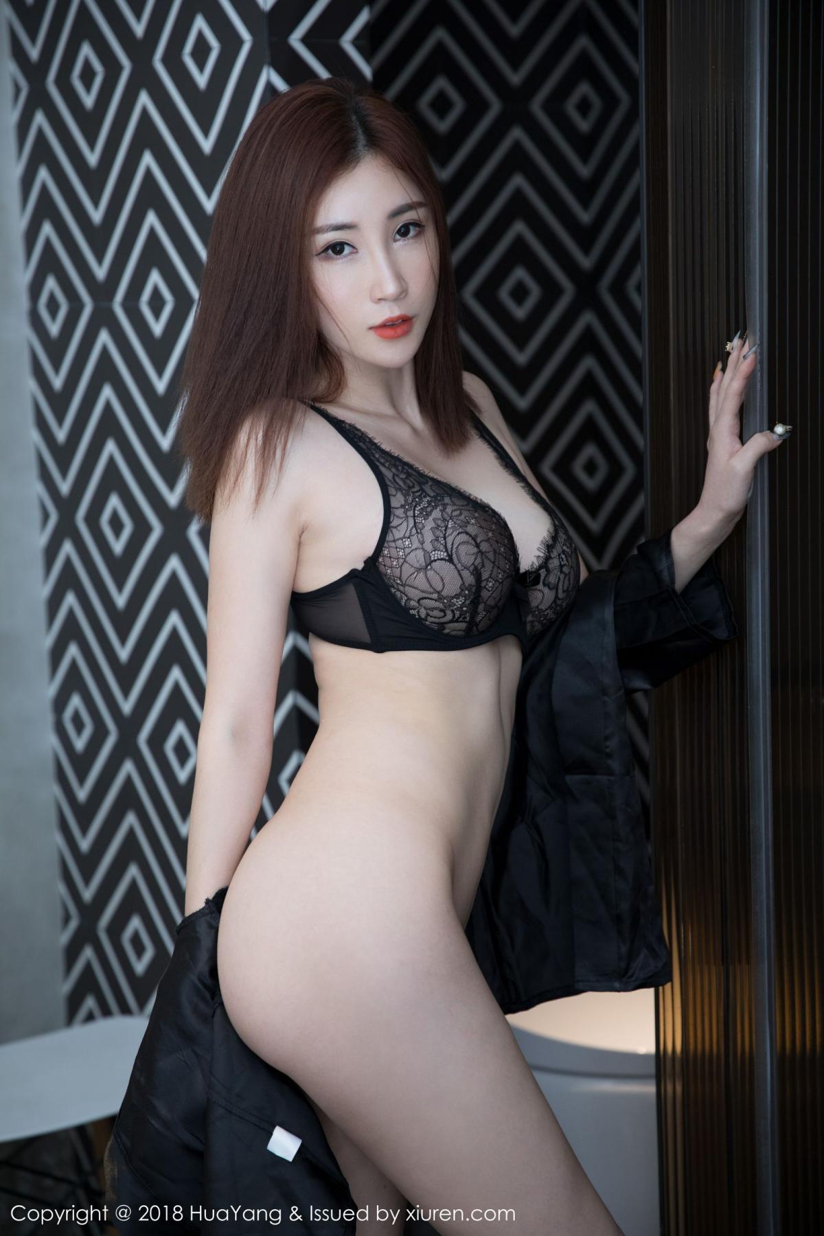 [Huayang] Vol.077 Sun Meng Yao 7P, Adult, Big Booty, HuaYang, Sun Meng Yao, Underwear