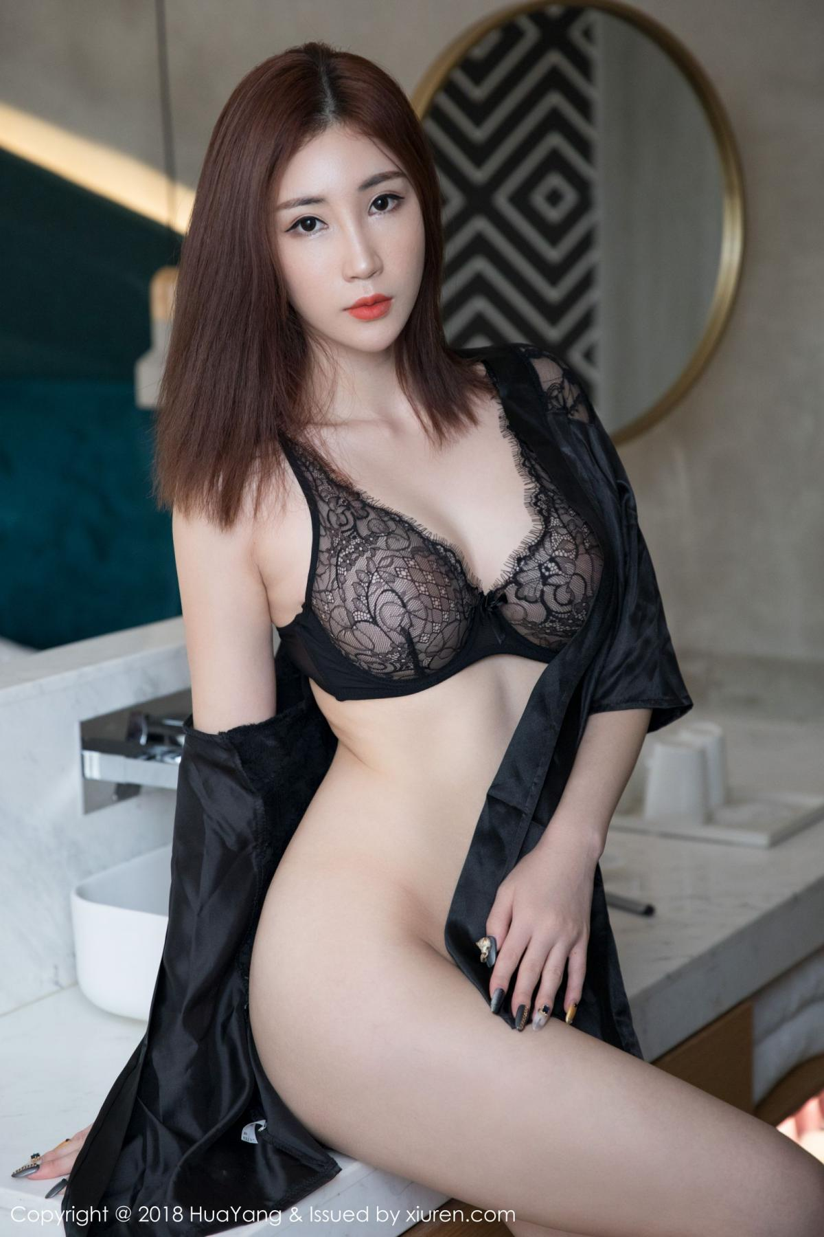 [Huayang] Vol.077 Sun Meng Yao 8P, Adult, Big Booty, HuaYang, Sun Meng Yao, Underwear