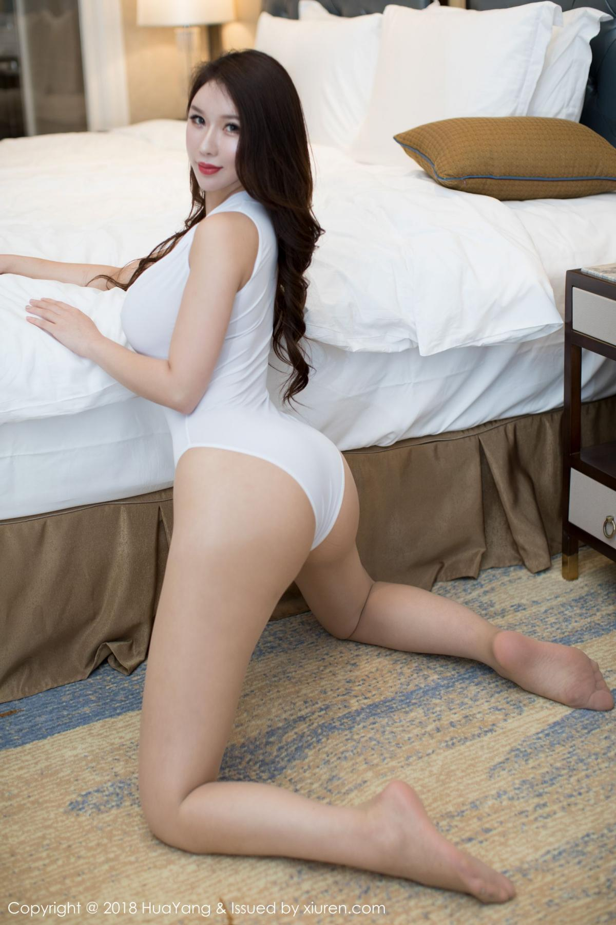 [Huayang] Vol.078 Egg Younisi 10P, Big Booty, Egg Younisi, HuaYang