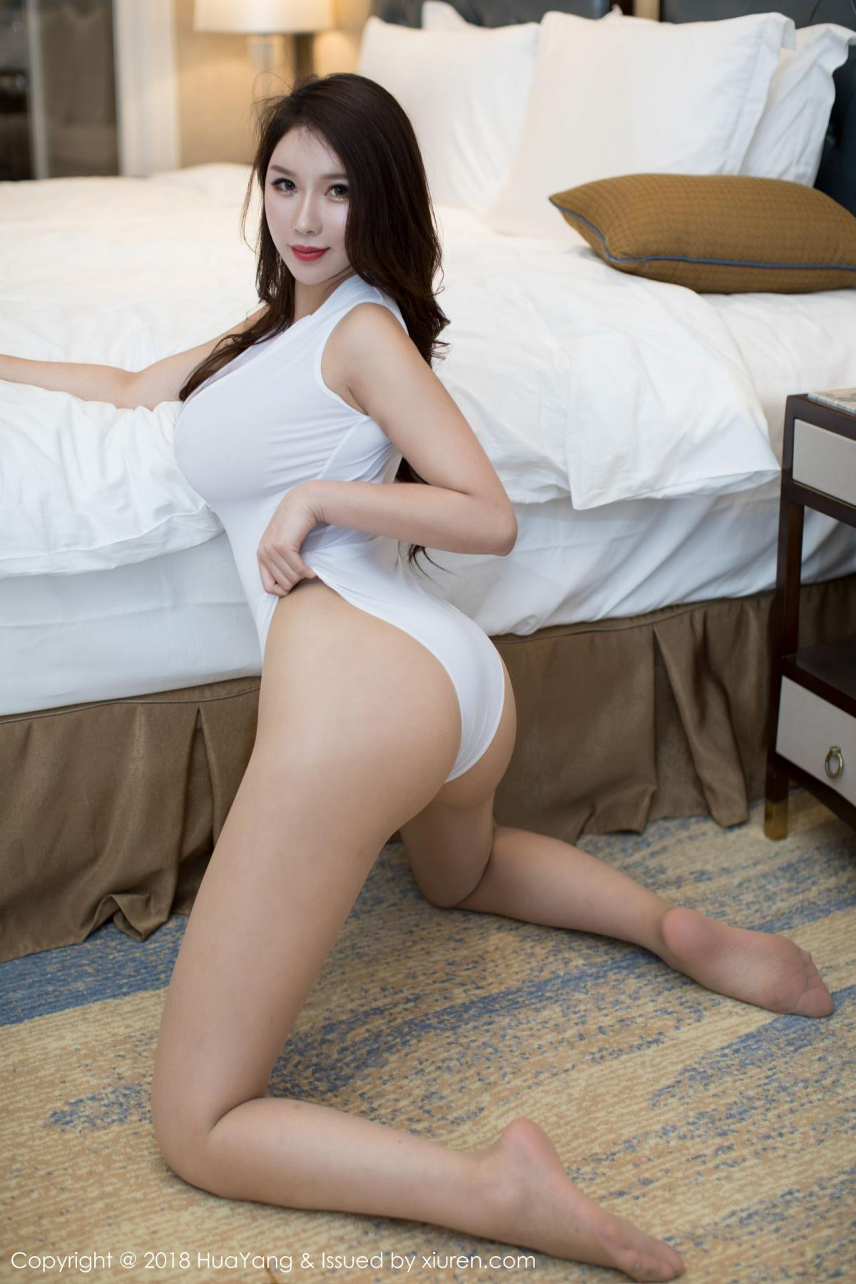 [Huayang] Vol.078 Egg Younisi 11P, Big Booty, Egg Younisi, HuaYang