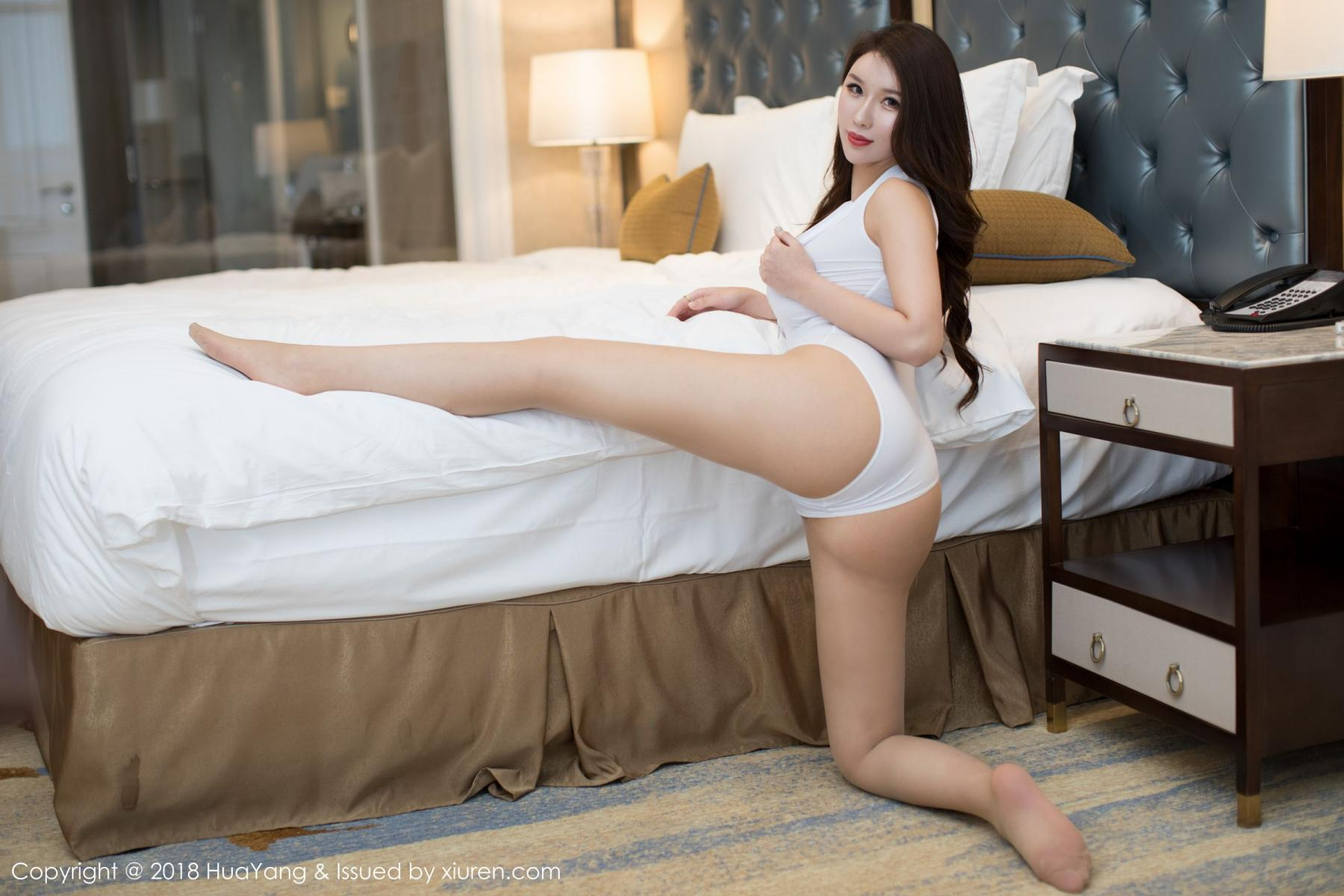 [Huayang] Vol.078 Egg Younisi 7P, Big Booty, Egg Younisi, HuaYang