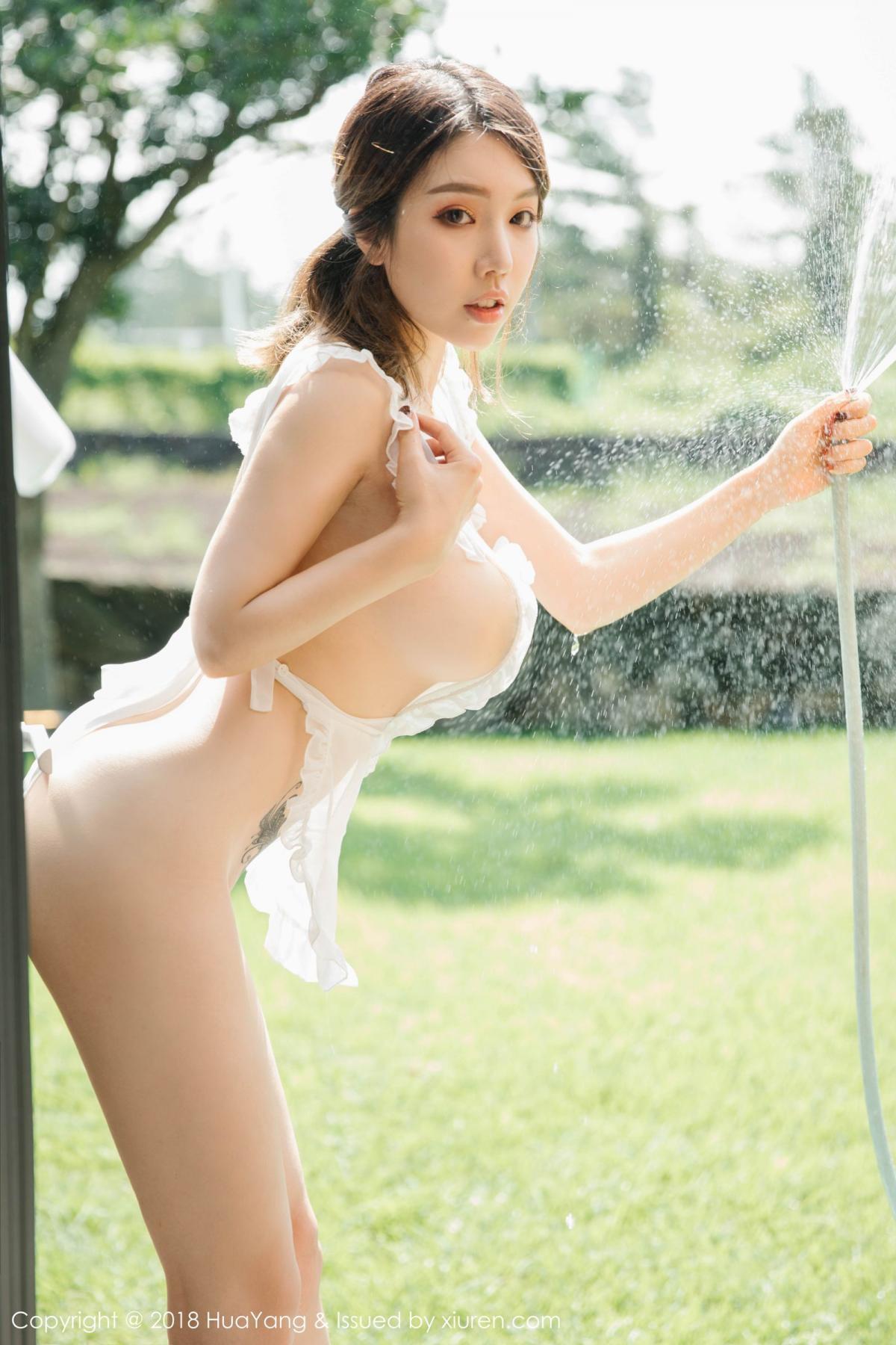 [Huayang] Vol.082 Huang Le Ran 20P, Adult, Huang Le Ran, HuaYang, Maid
