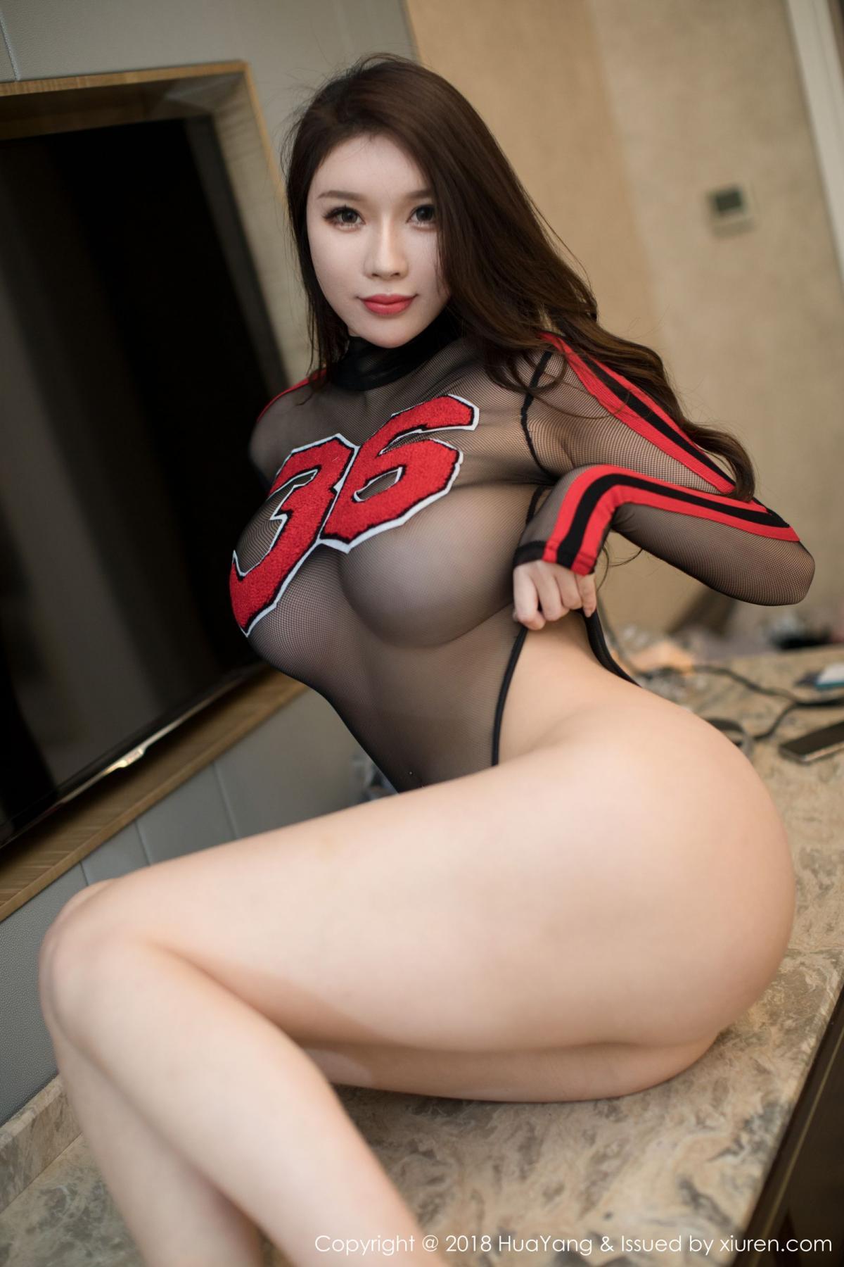 [Huayang] Vol.083 Egg Younisi 20P, Big Booty, Egg Younisi, HuaYang