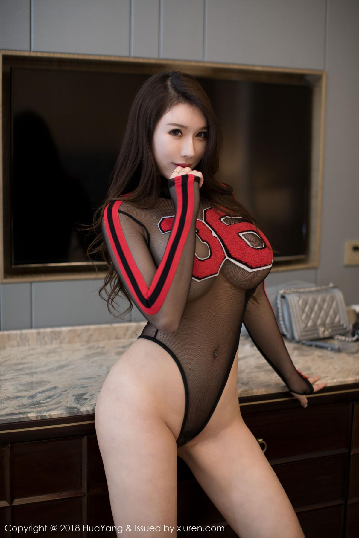 [Huayang] Vol.083 Egg Younisi 29P, Big Booty, Egg Younisi, HuaYang