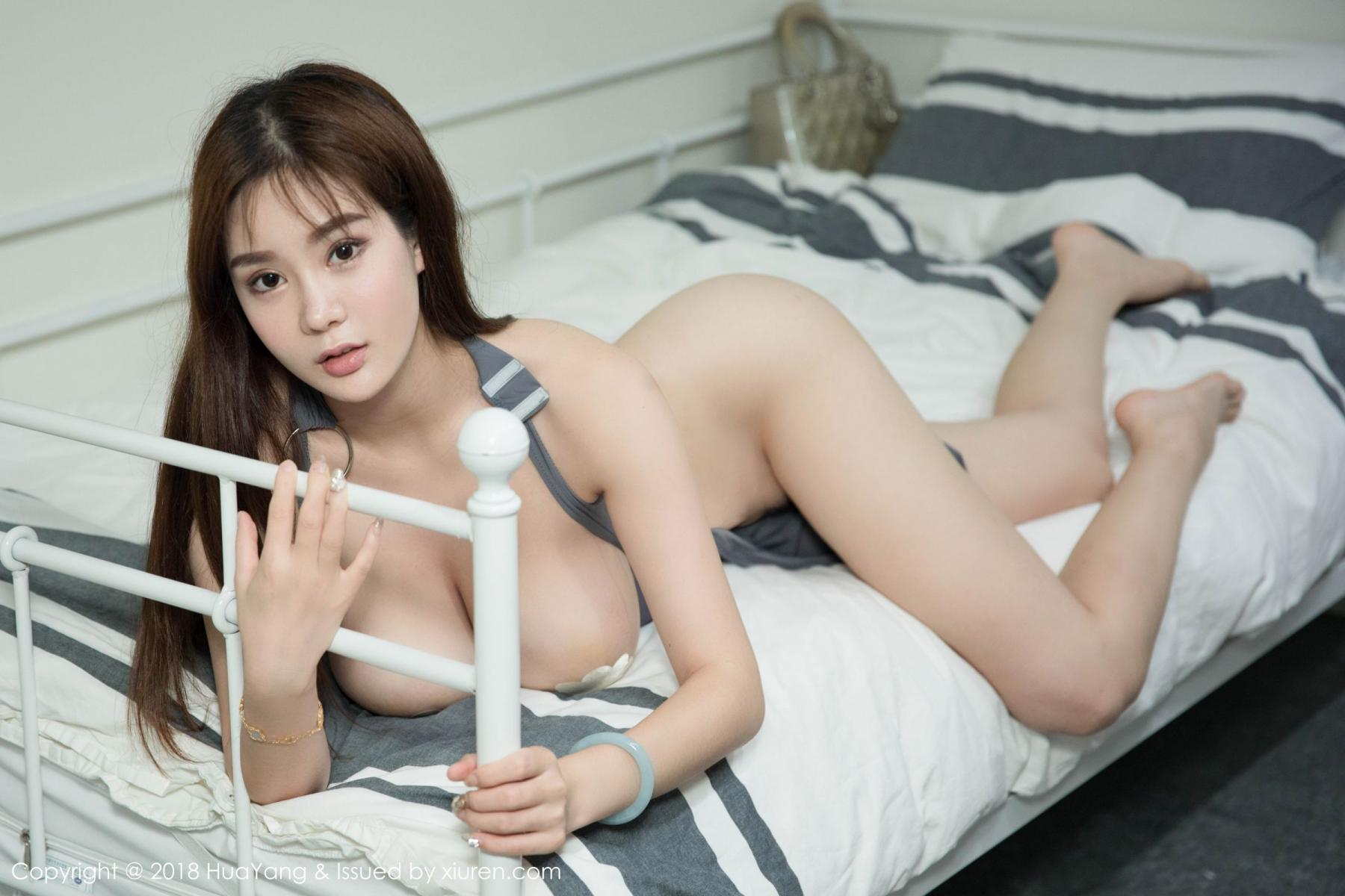 [Huayang] Vol.086 Yi Yang 3P, HuaYang, Mature, Yi Yang