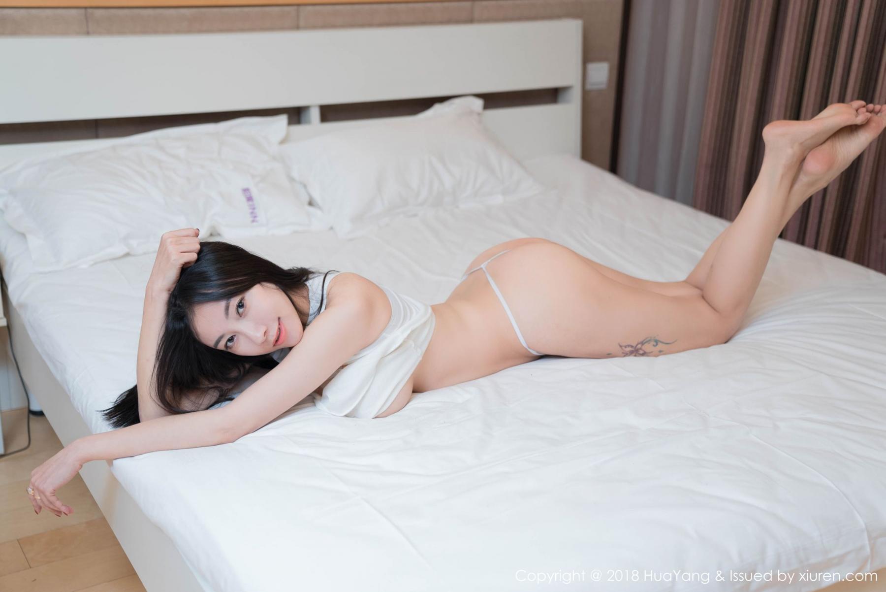 [Huayang] Vol.090 Song Guo Er 11P, HuaYang, Song Guo Er, Underwear