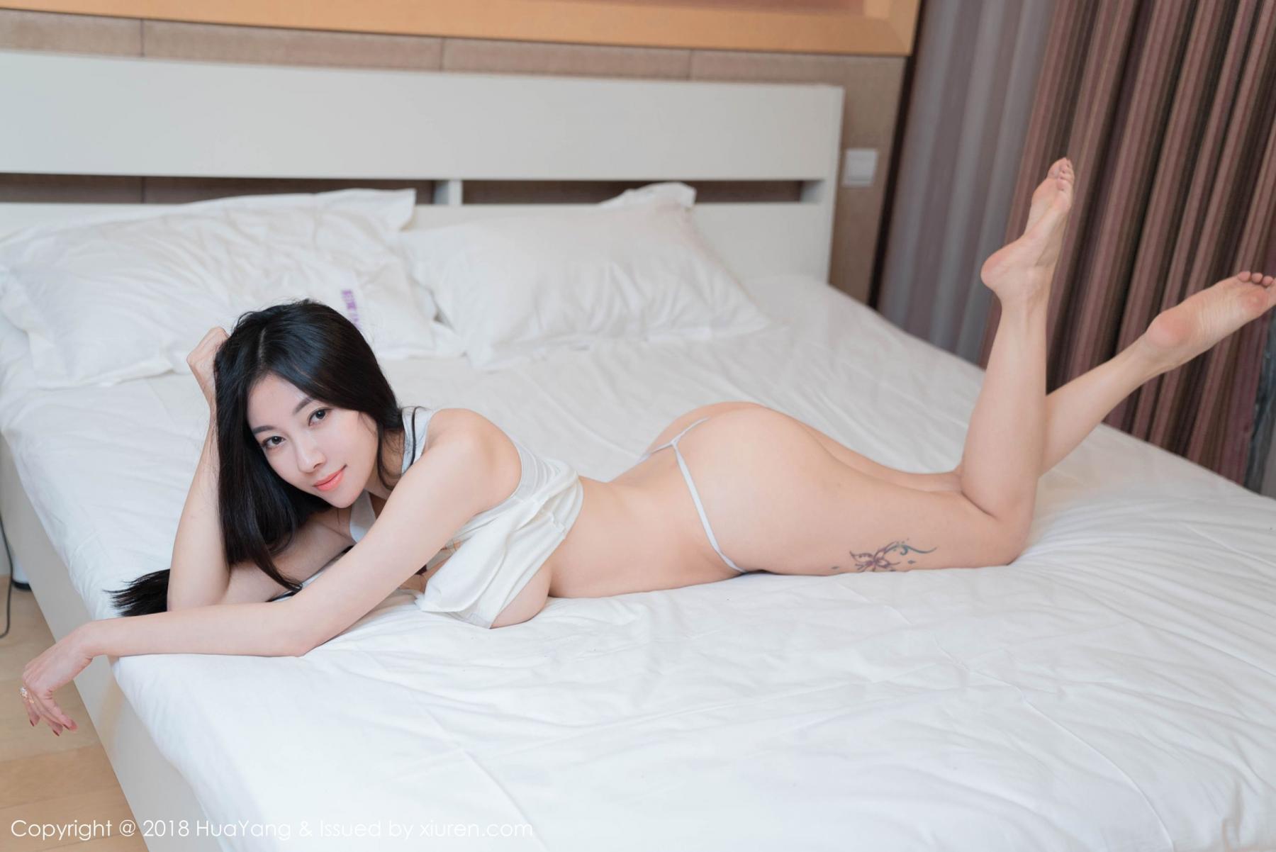 [Huayang] Vol.090 Song Guo Er 12P, HuaYang, Song Guo Er, Underwear