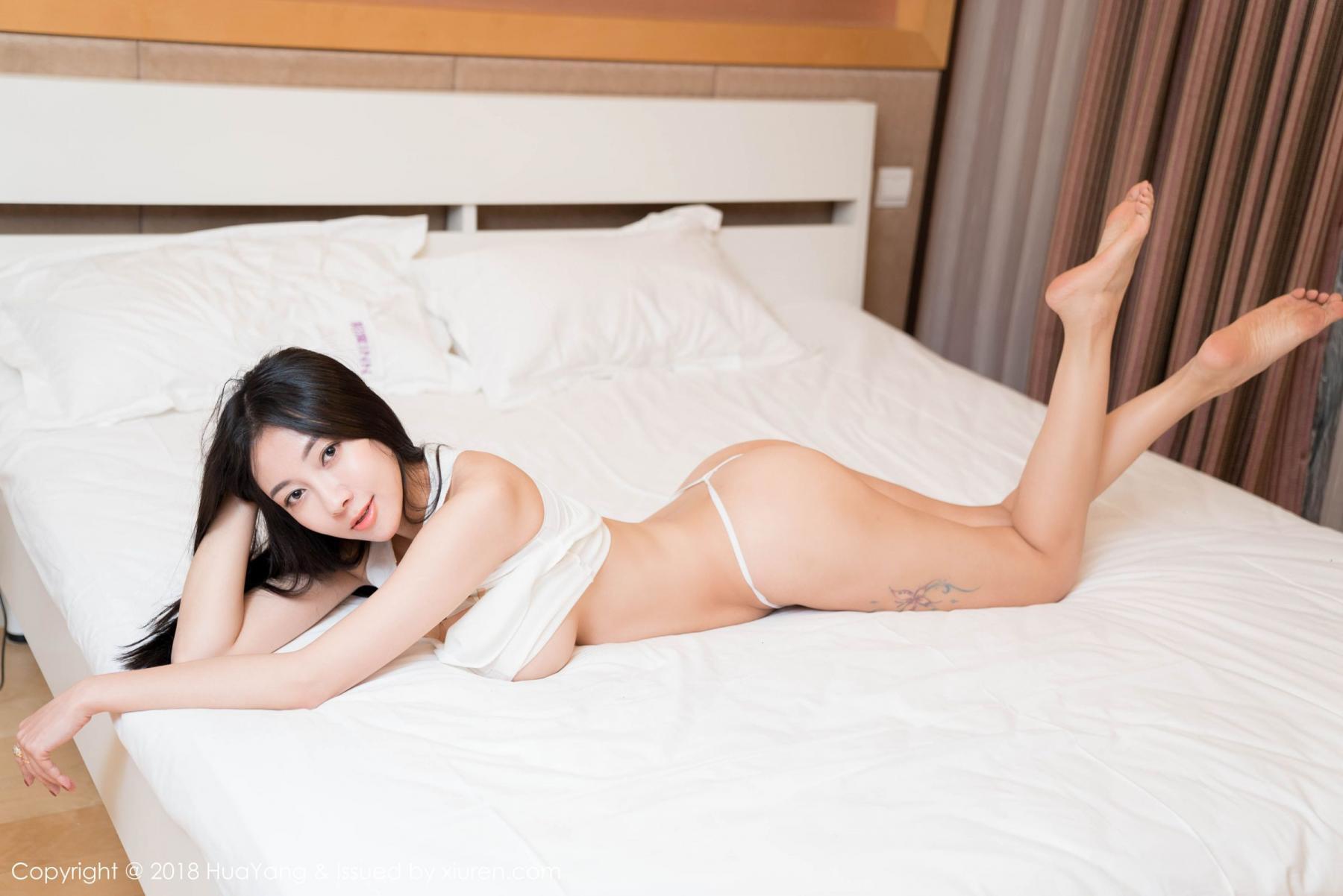 [Huayang] Vol.090 Song Guo Er 13P, HuaYang, Song Guo Er, Underwear