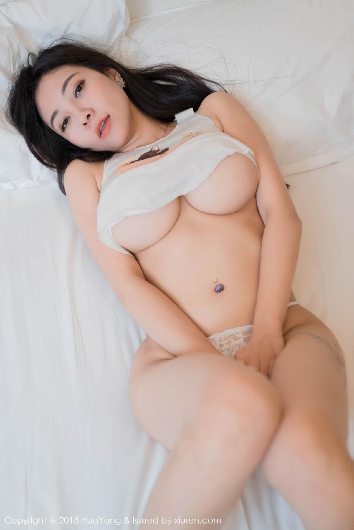 [Huayang] Vol.090 Song Guo Er 18P, HuaYang, Song Guo Er, Underwear