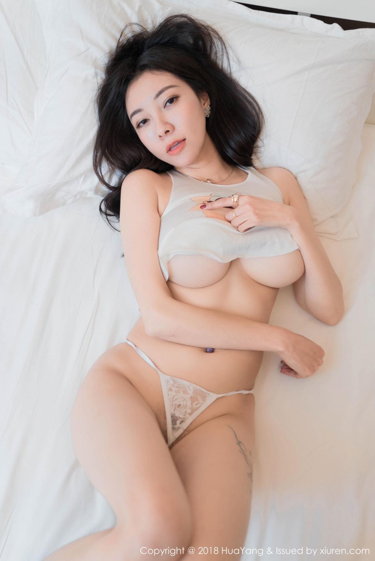 [Huayang] Vol.090 Song Guo Er 19P, HuaYang, Song Guo Er, Underwear