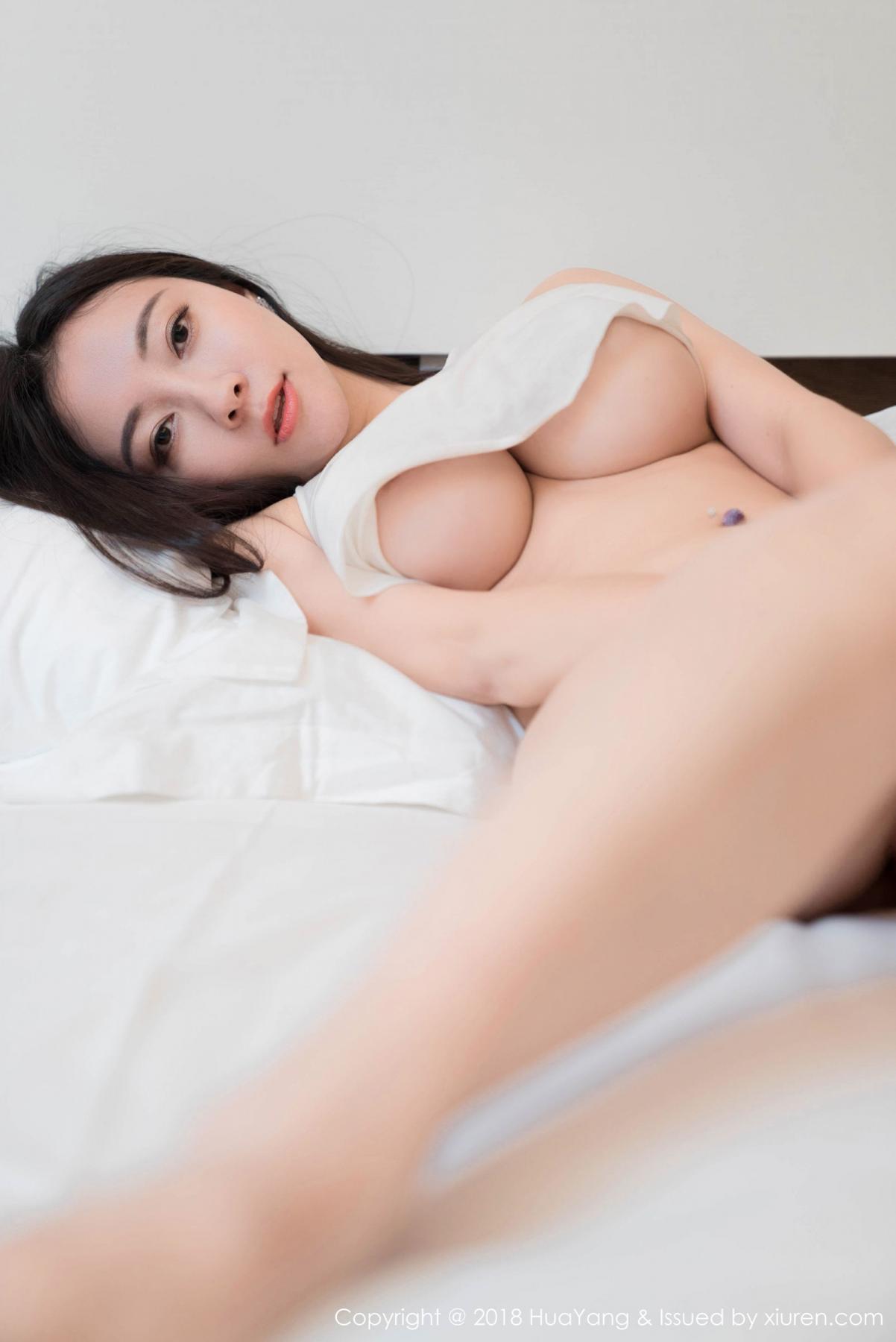 [Huayang] Vol.090 Song Guo Er 2P, HuaYang, Song Guo Er, Underwear