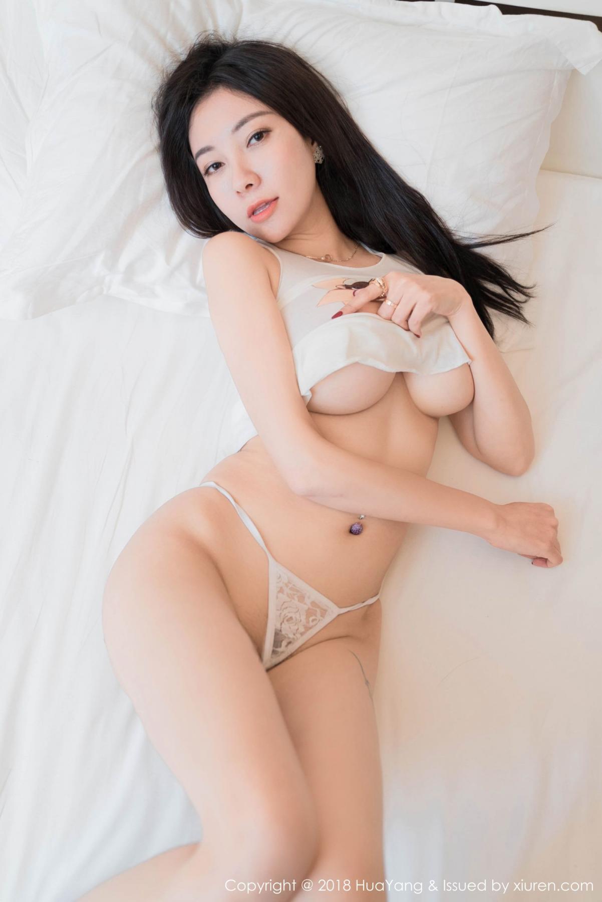 [Huayang] Vol.090 Song Guo Er 3P, HuaYang, Song Guo Er, Underwear