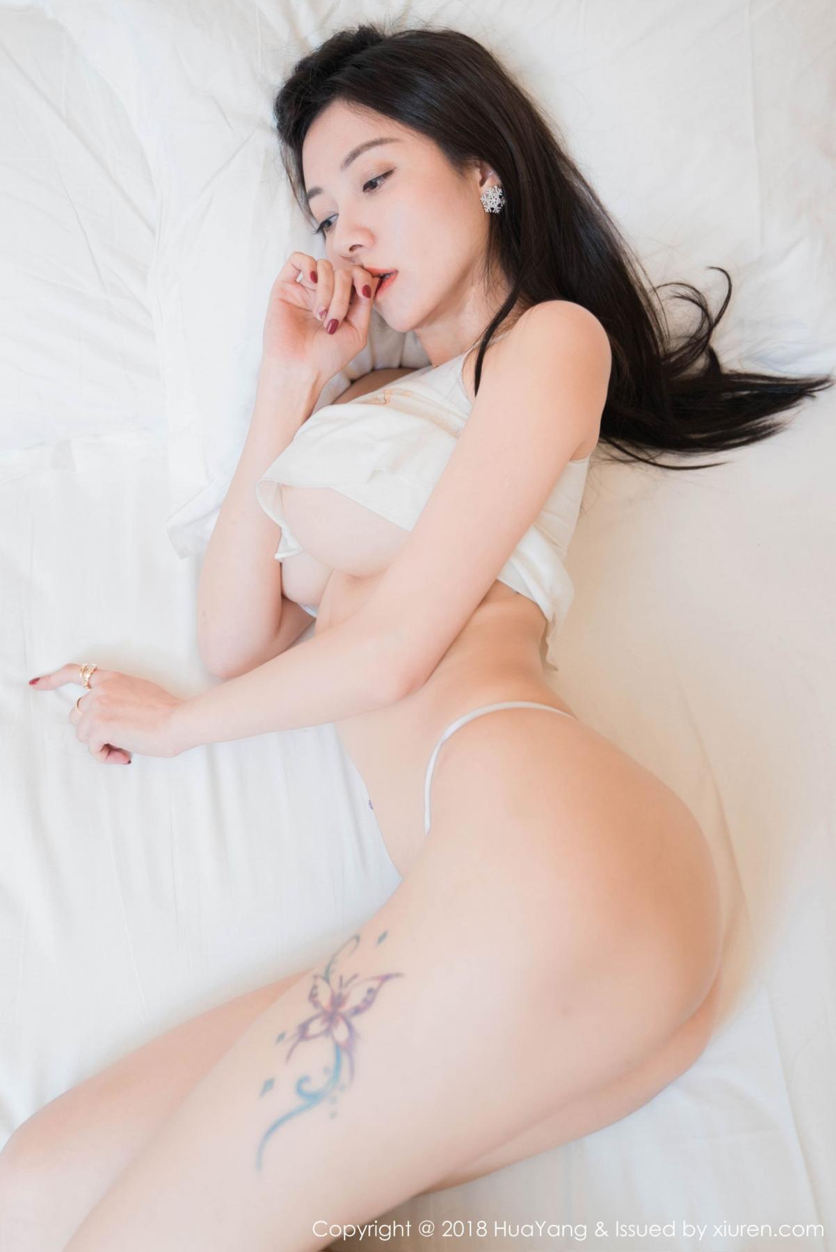[Huayang] Vol.090 Song Guo Er 4P, HuaYang, Song Guo Er, Underwear