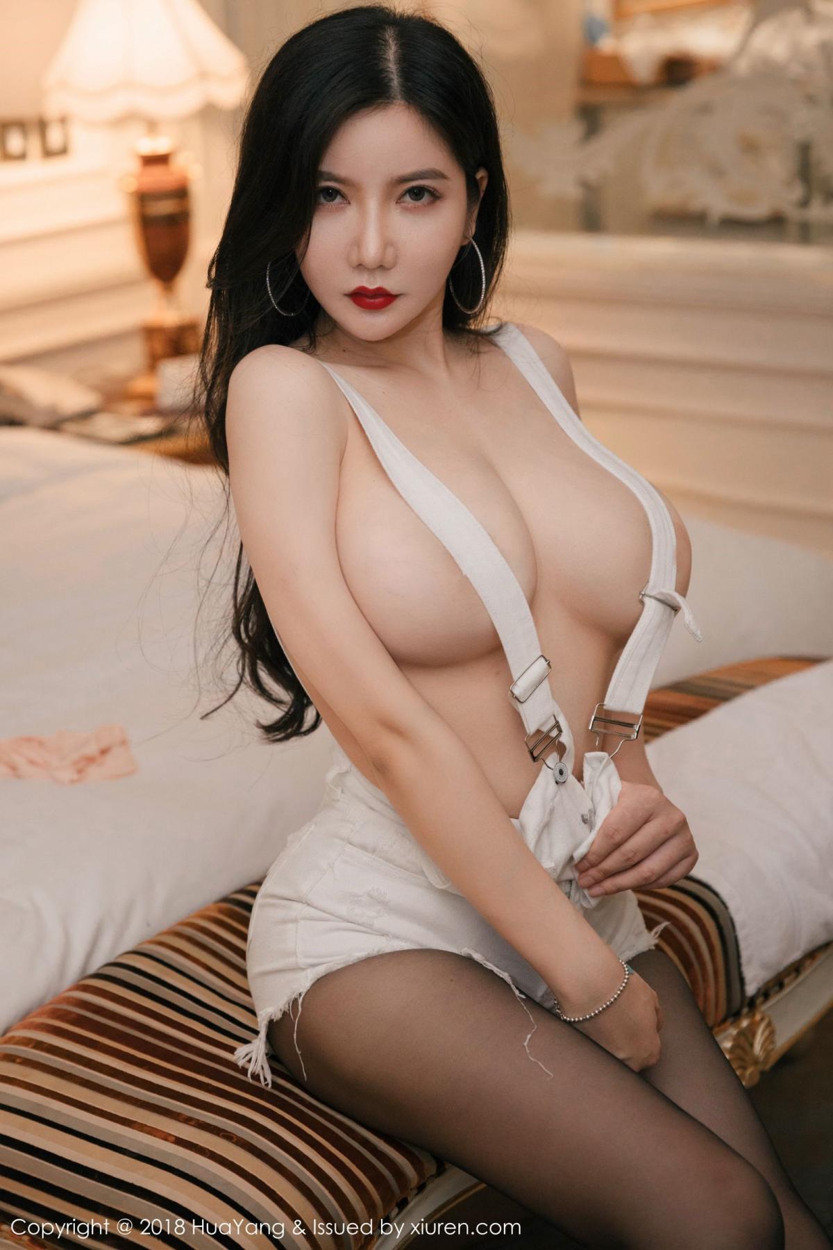 [Huayang] Vol.091 Li Yan Xi 11P, Black Silk, HuaYang, Li Yan Xi