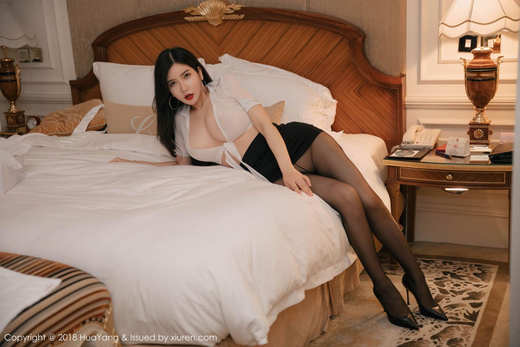 [Huayang] Vol.091 Li Yan Xi 6P, Black Silk, HuaYang, Li Yan Xi