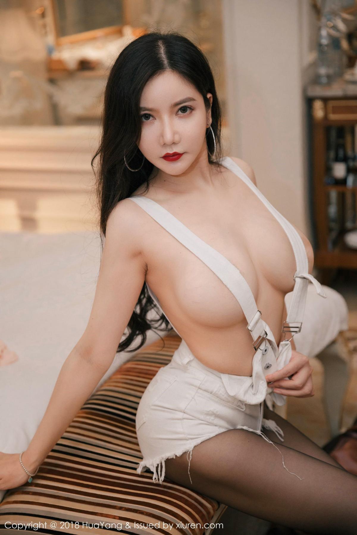 [Huayang] Vol.091 Li Yan Xi 8P, Black Silk, HuaYang, Li Yan Xi