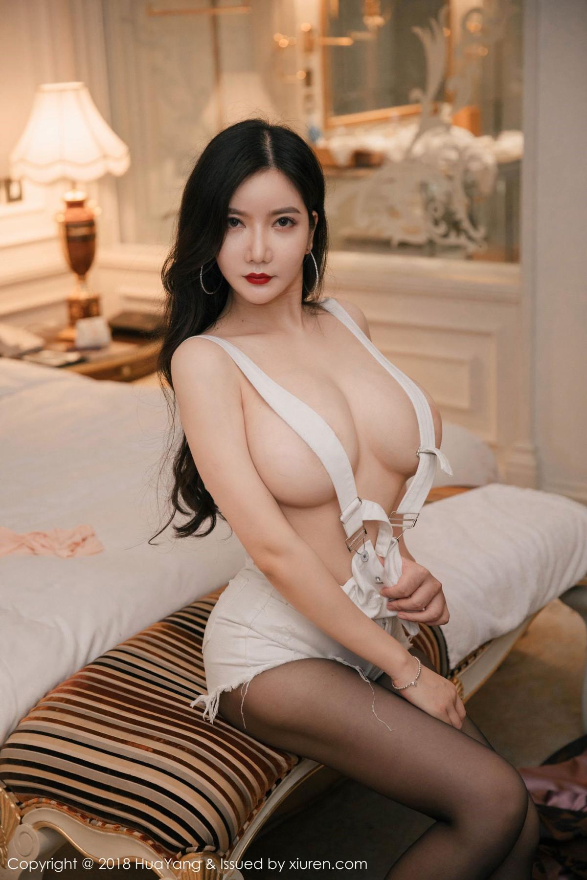 [Huayang] Vol.091 Li Yan Xi 9P, Black Silk, HuaYang, Li Yan Xi