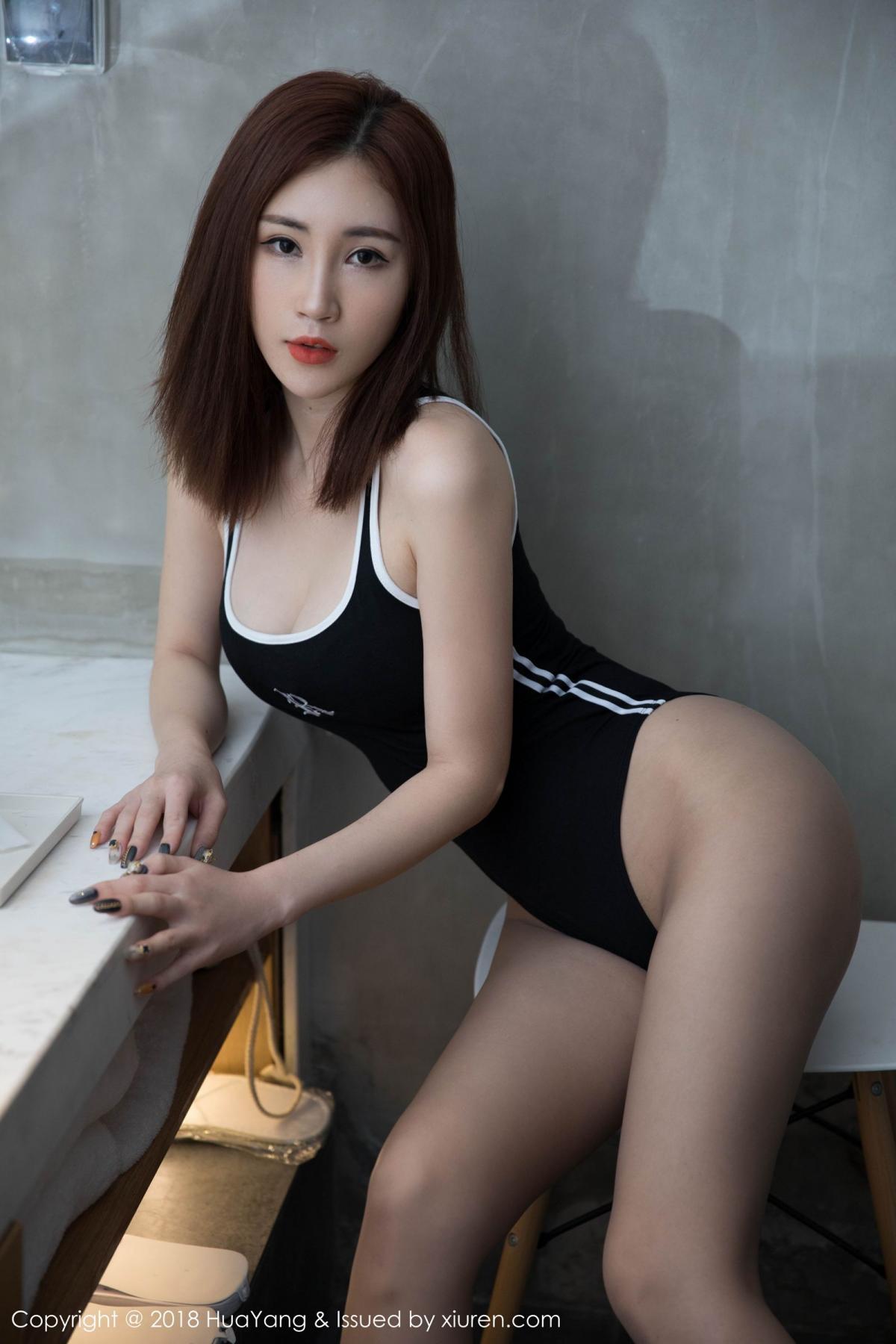 [Huayang] Vol.092 Sun Meng Yao 45P, HuaYang, Nurse, Sun Meng Yao, Tall, Uniform