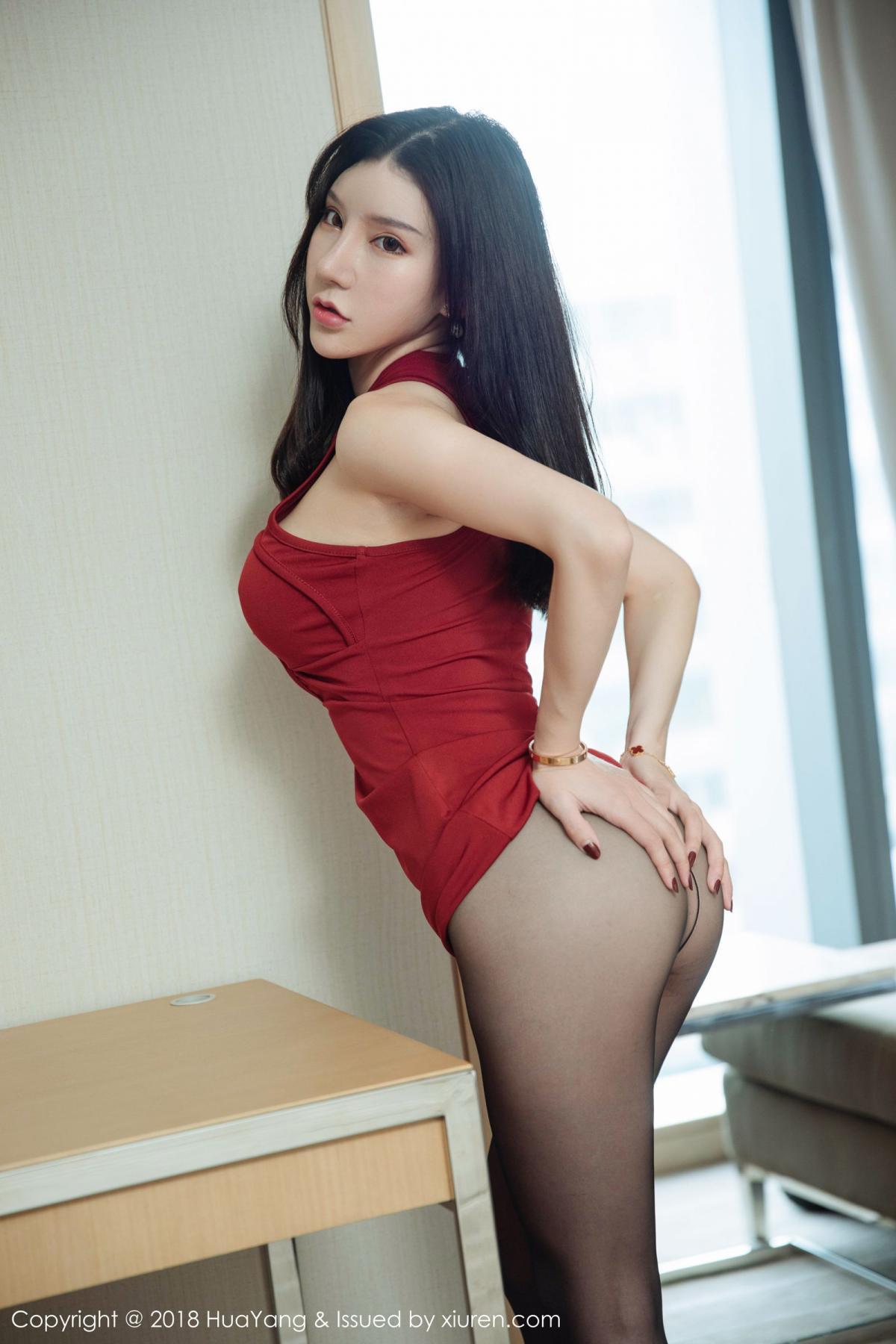 [Huayang] Vol.097 Zhou Yu Xi 8P, HuaYang, Snow, Tall, Zhou Yu Xi