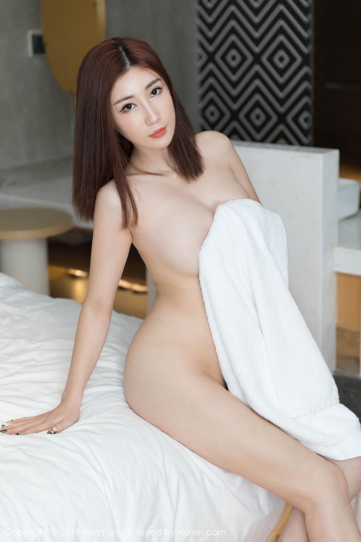 [Huayang] Vol.098 Sun Meng Yao 32P, Black Silk, HuaYang, Sun Meng Yao, Uniform
