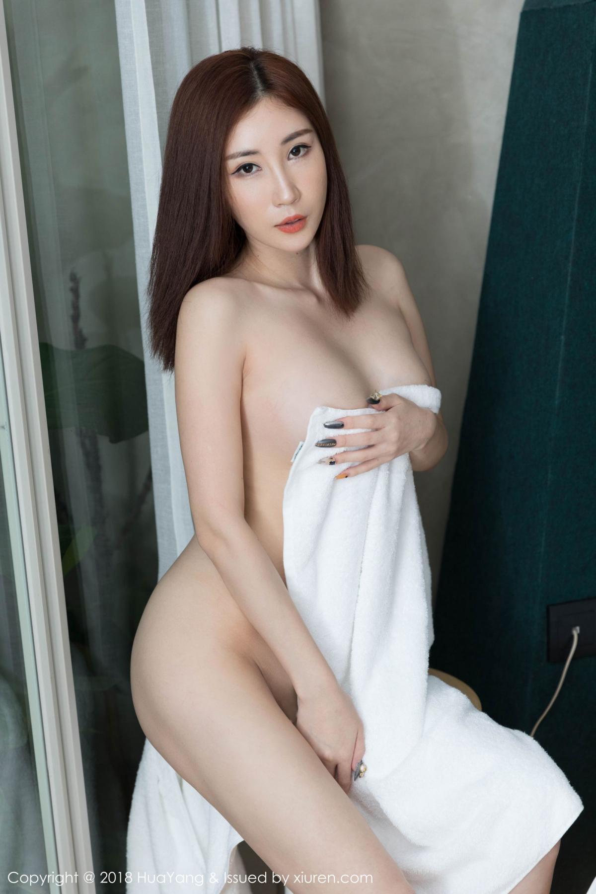 [Huayang] Vol.098 Sun Meng Yao 38P, Black Silk, HuaYang, Sun Meng Yao, Uniform