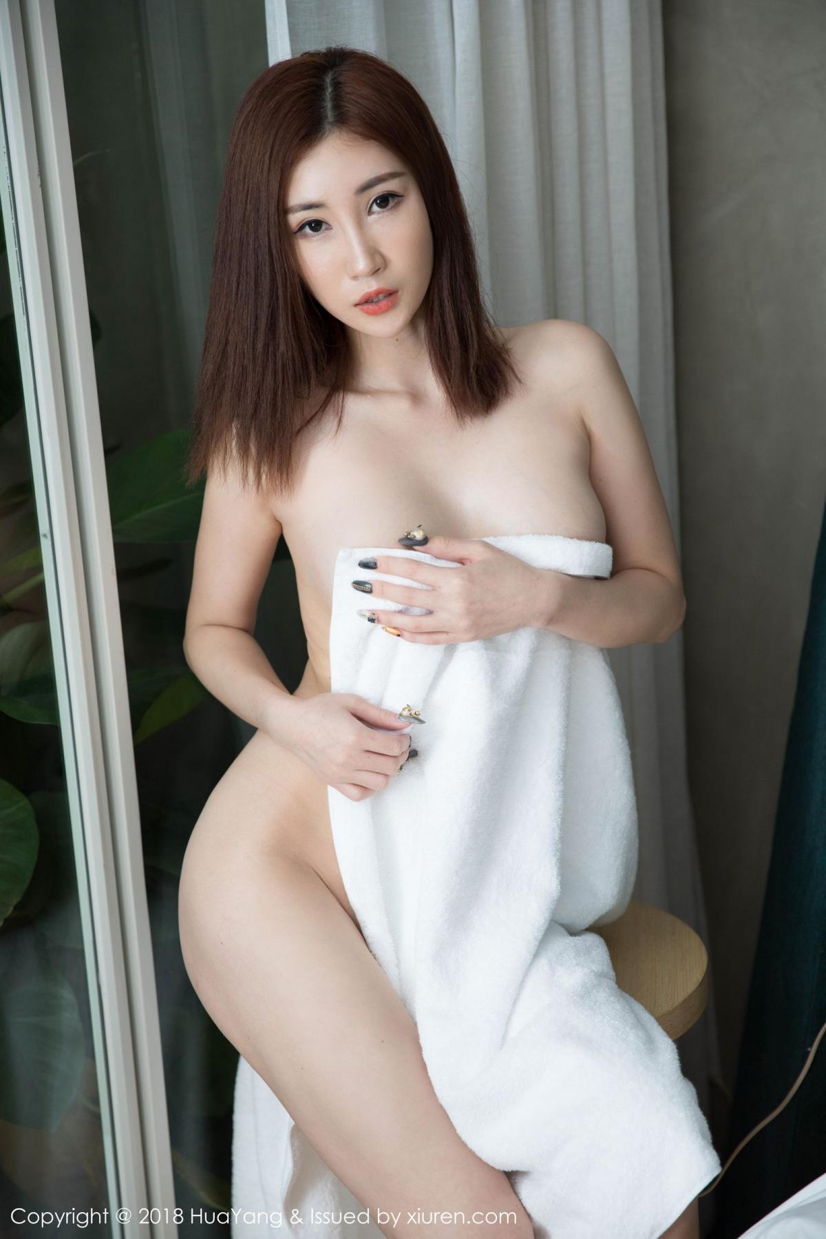 [Huayang] Vol.098 Sun Meng Yao 40P, Black Silk, HuaYang, Sun Meng Yao, Uniform