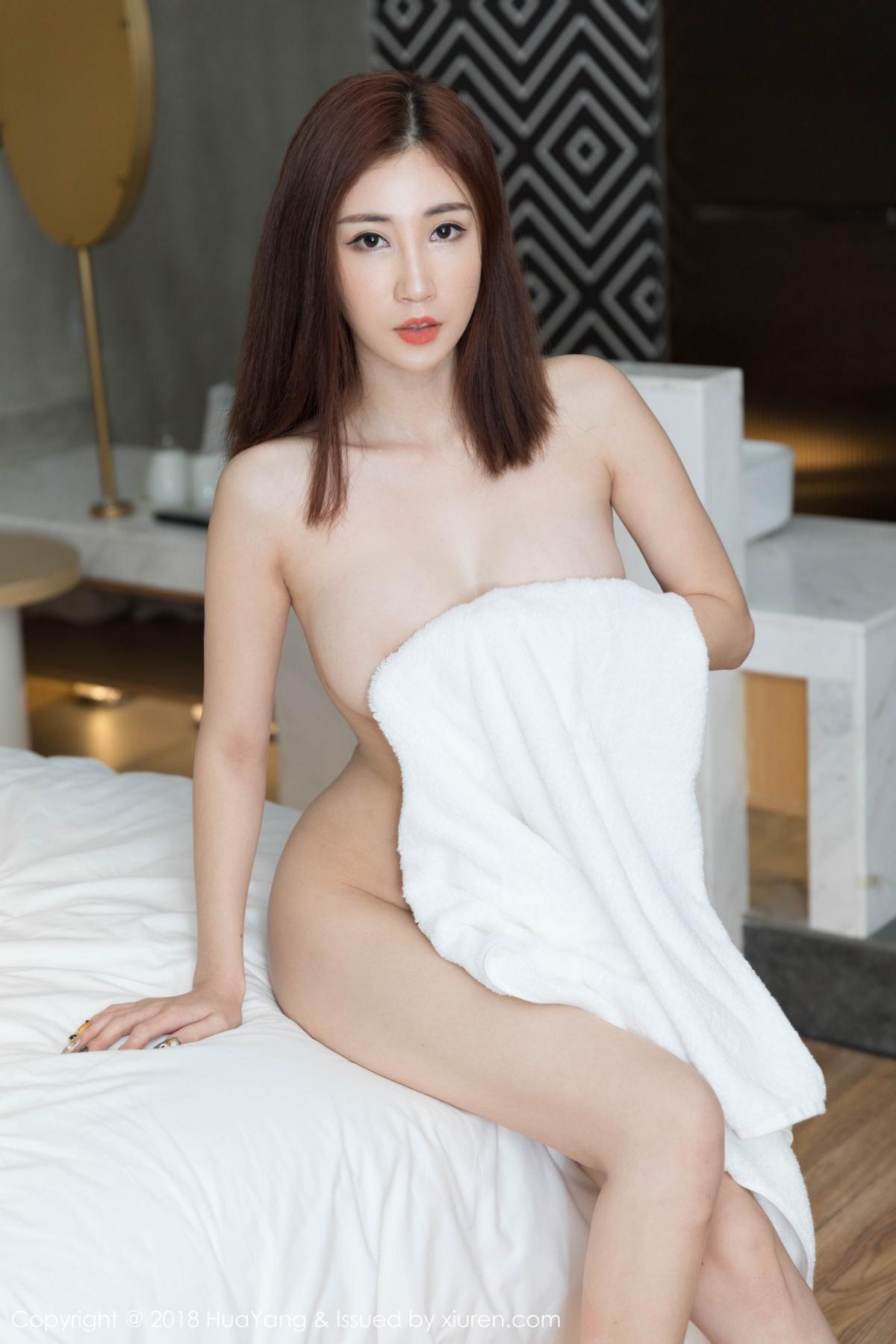 [Huayang] Vol.098 Sun Meng Yao 4P, Black Silk, HuaYang, Sun Meng Yao, Uniform