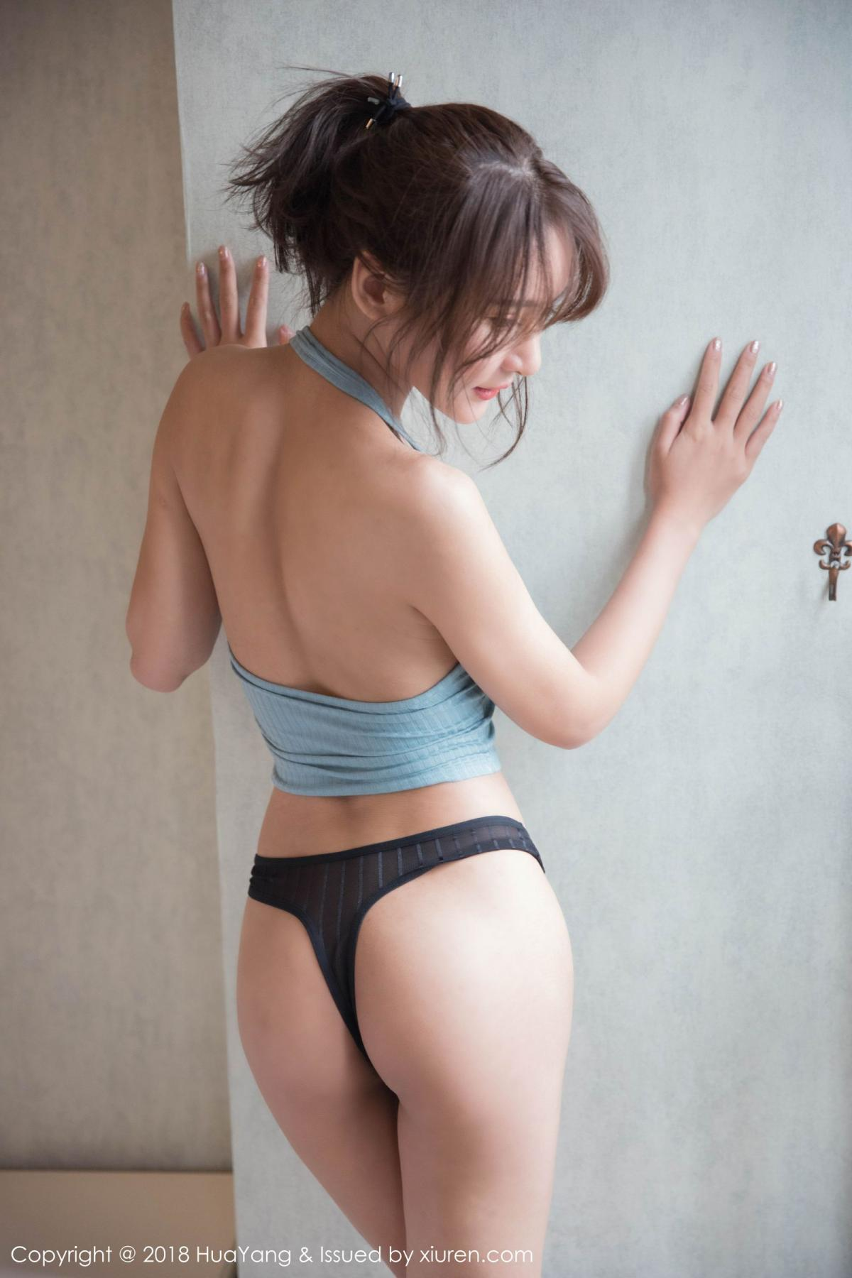 [Huayang] Vol.099 Solo Yi Fei 21P, HuaYang, Solo Yi Fei, Underwear