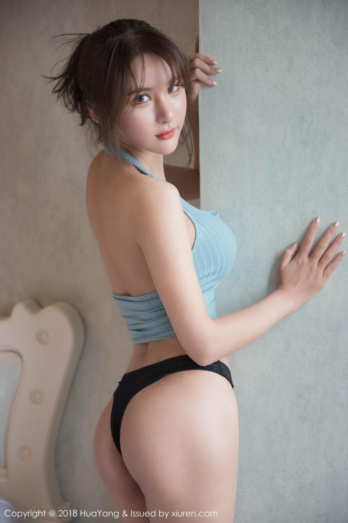 [Huayang] Vol.099 Solo Yi Fei 22P, HuaYang, Solo Yi Fei, Underwear