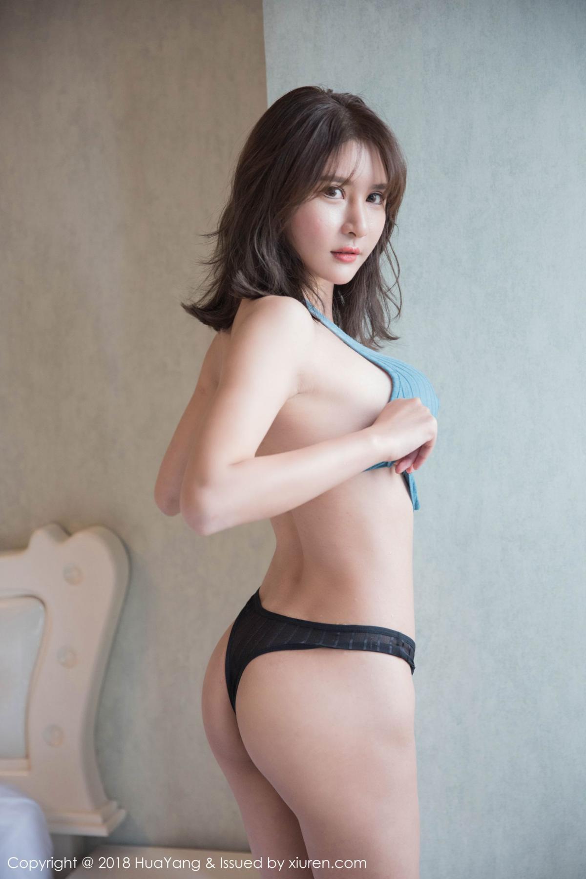 [Huayang] Vol.099 Solo Yi Fei 25P, HuaYang, Solo Yi Fei, Underwear