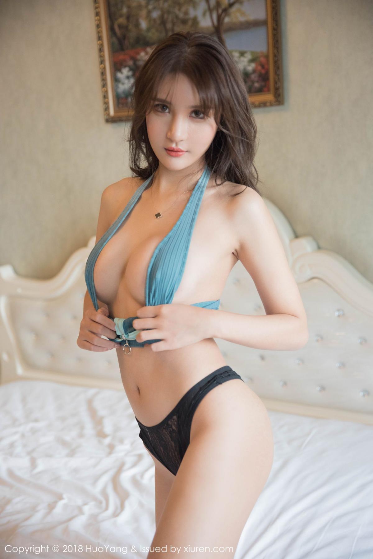 [Huayang] Vol.099 Solo Yi Fei 32P, HuaYang, Solo Yi Fei, Underwear