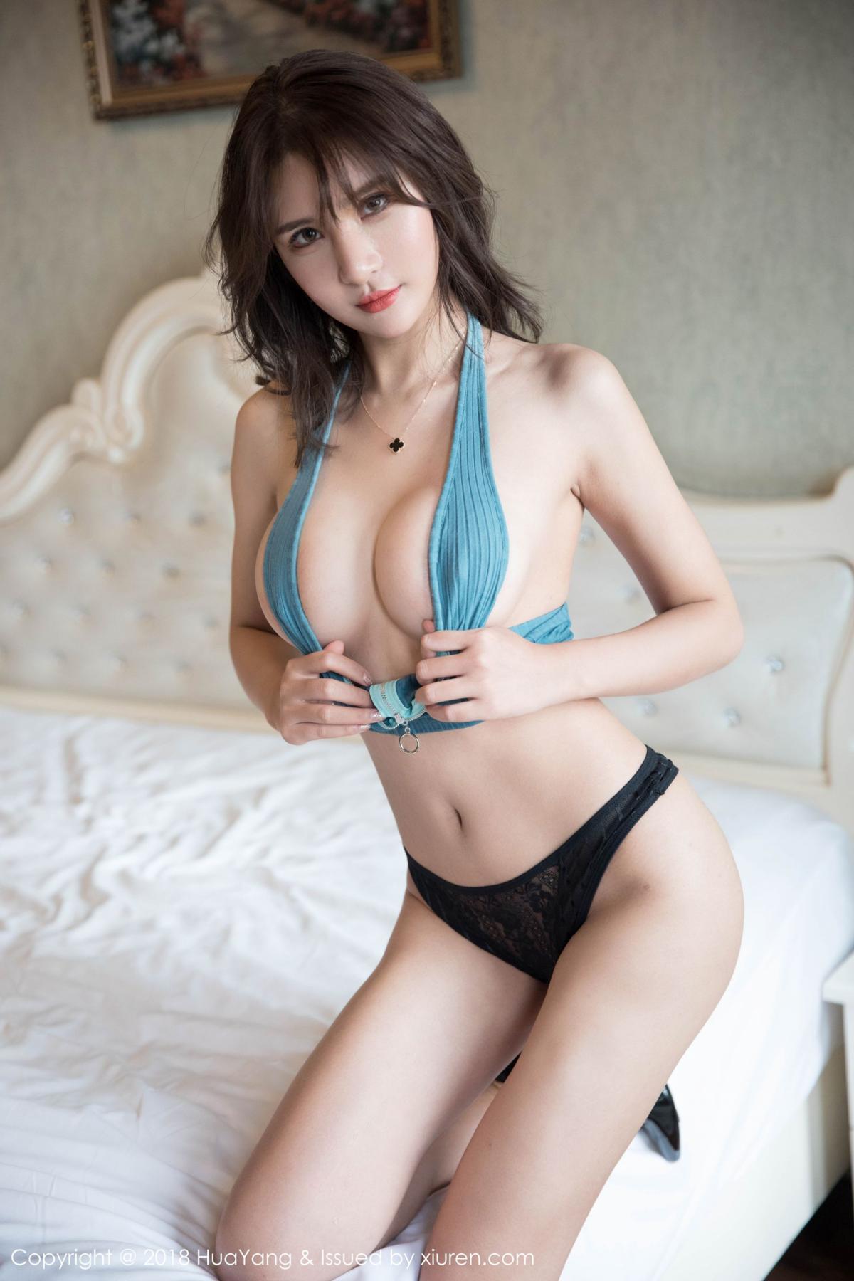 [Huayang] Vol.099 Solo Yi Fei 34P, HuaYang, Solo Yi Fei, Underwear