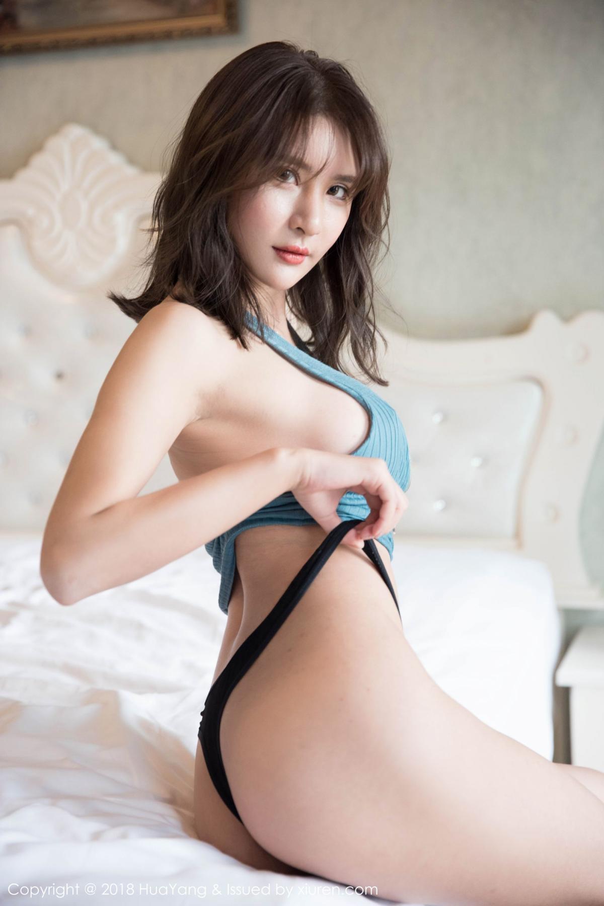 [Huayang] Vol.099 Solo Yi Fei 35P, HuaYang, Solo Yi Fei, Underwear
