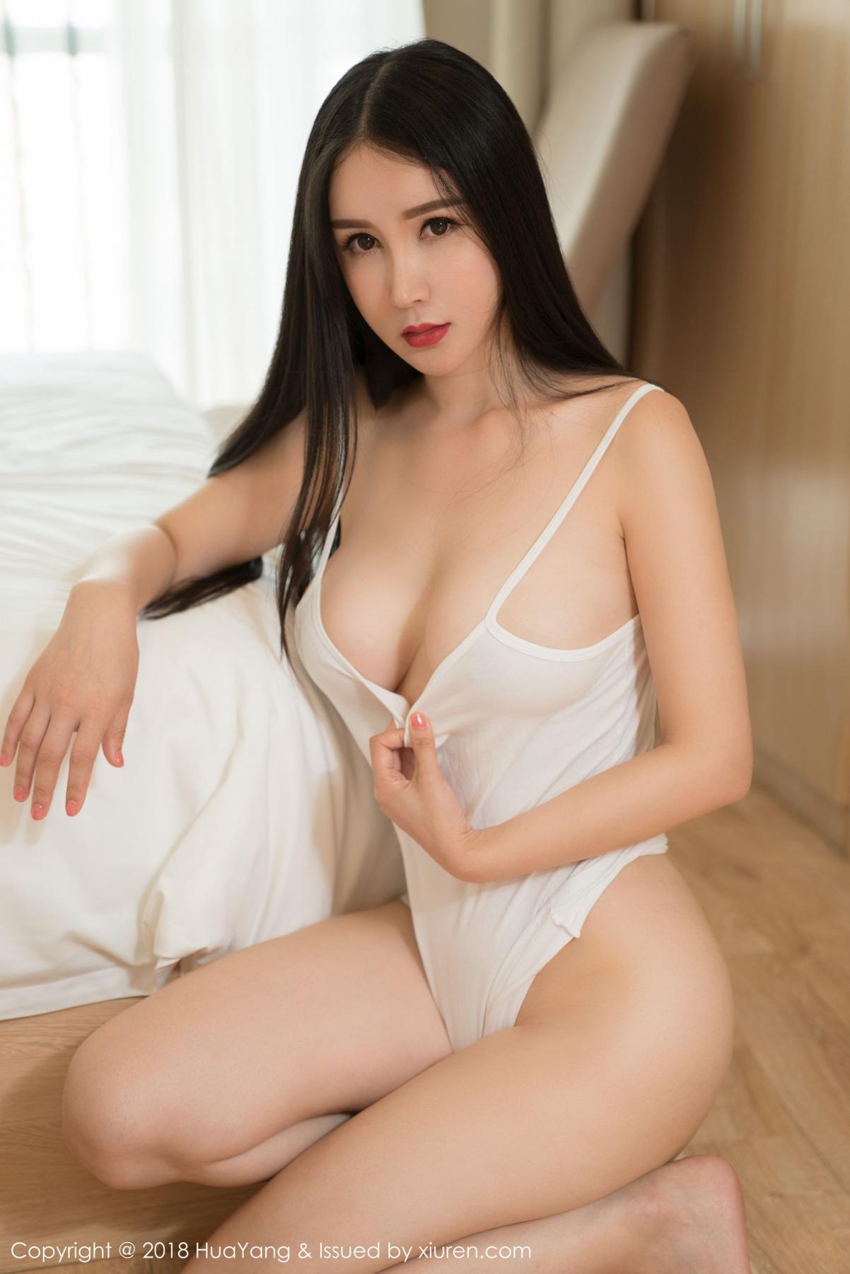 [Huayang] Vol.100 Ke Le Vicky 12P, Huang Le Ran, HuaYang