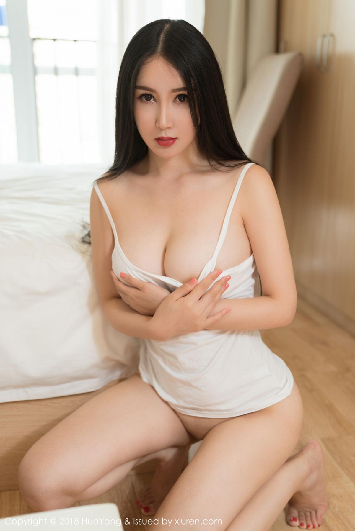 [Huayang] Vol.100 Ke Le Vicky 14P, Huang Le Ran, HuaYang