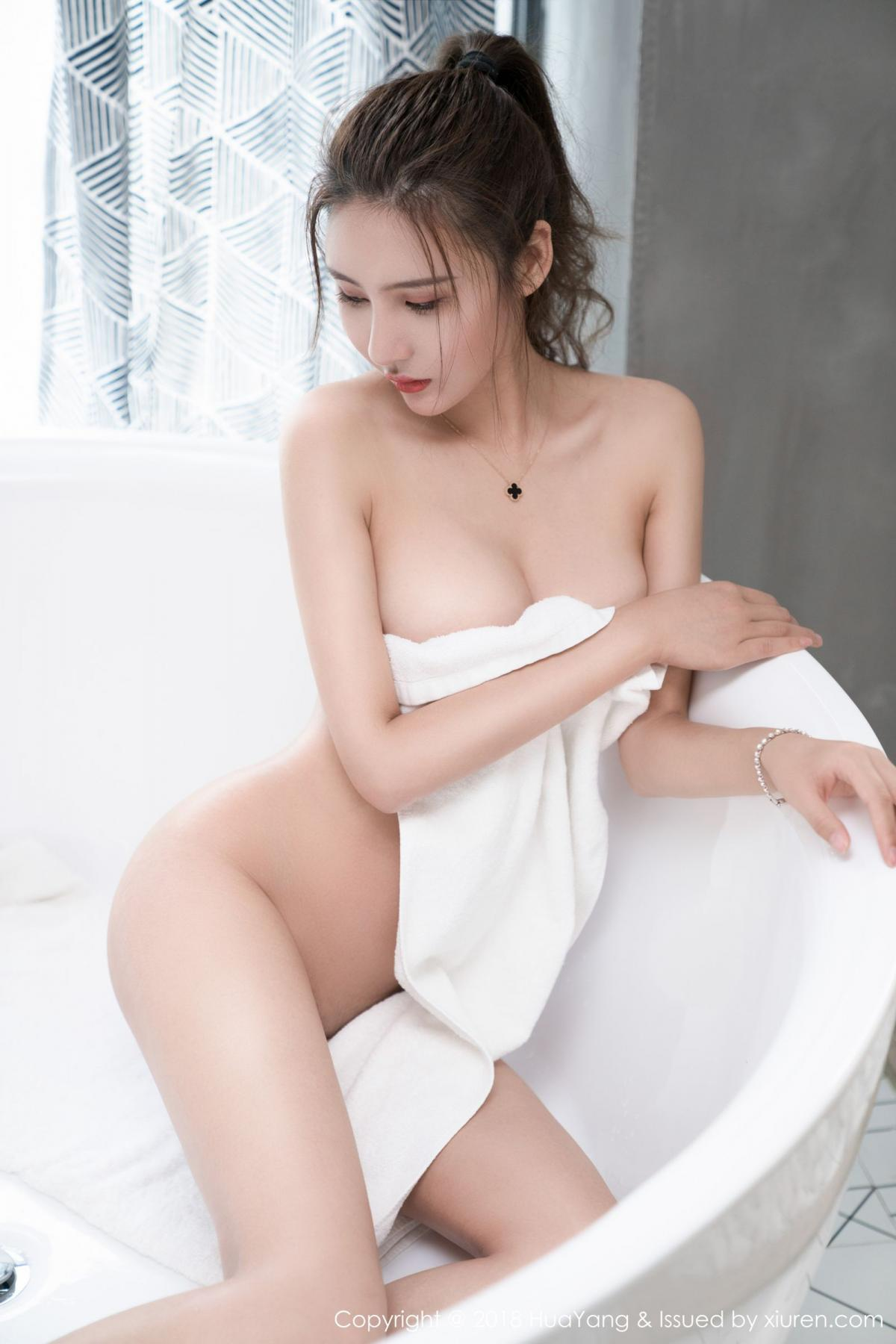 [Huayang] Vol.100 Ke Le Vicky 28P, Huang Le Ran, HuaYang